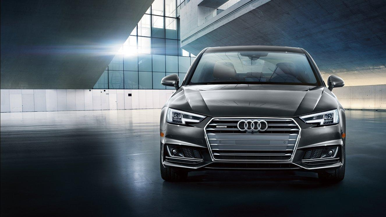 2019 Audi A4 Look Wallpapers
