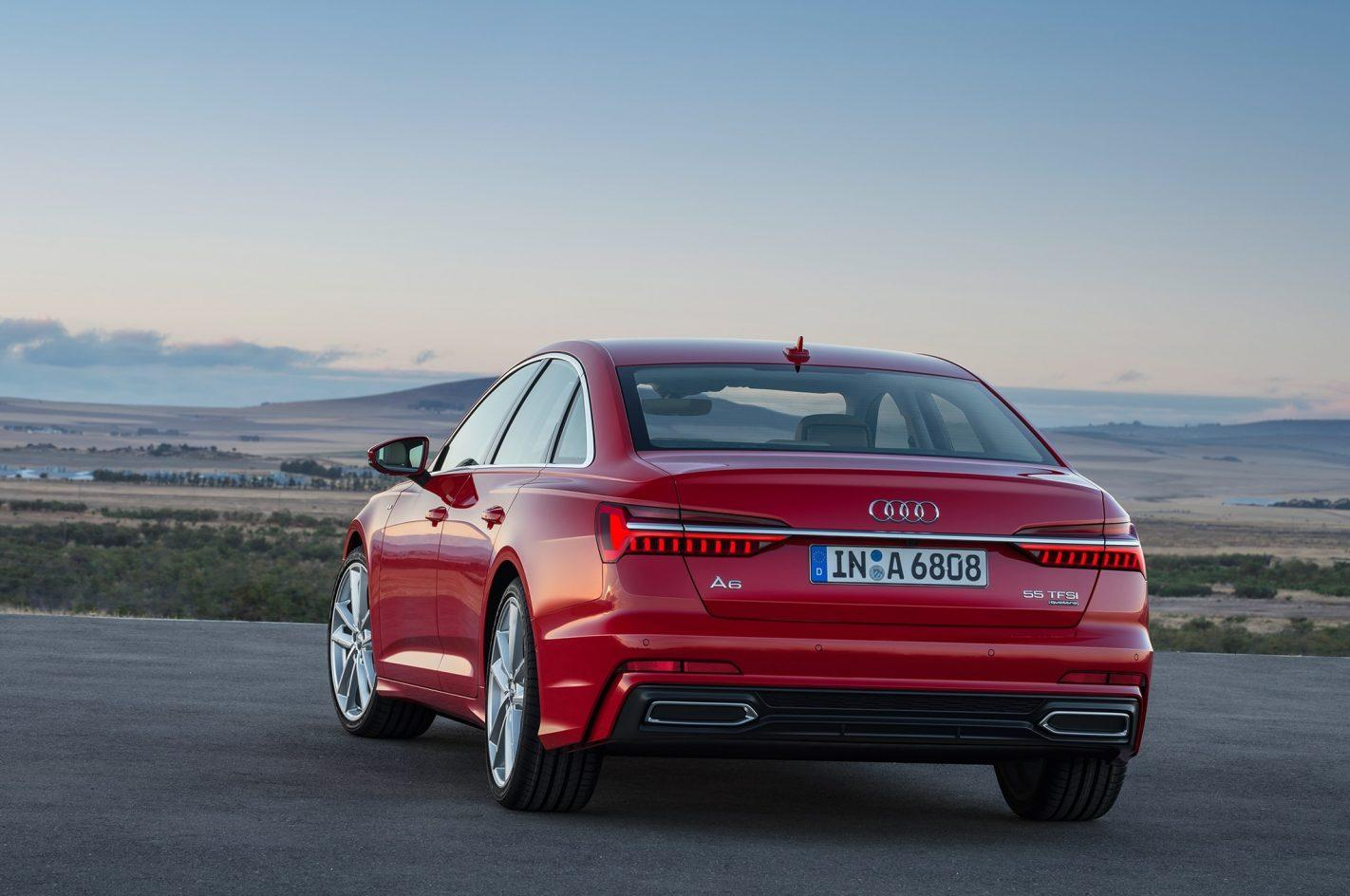 2019 Audi A4 Side Wallpapers