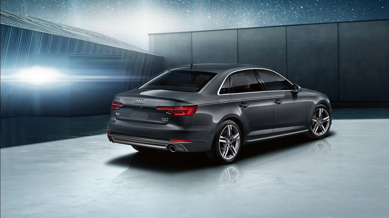 2019 Audi A4 New Design Wallpapers