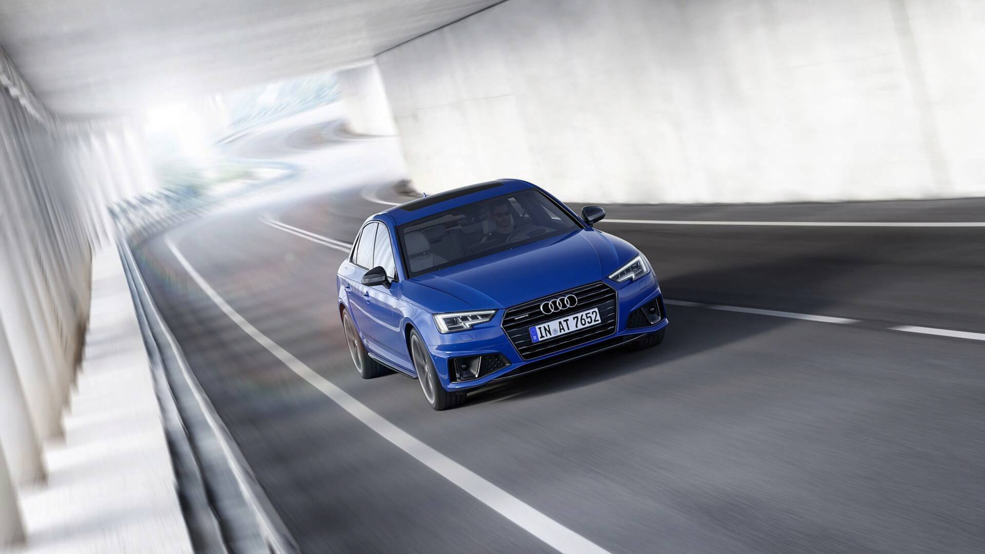 2019 Audi A4 Facelift Doesn't Look All That Different From Before
