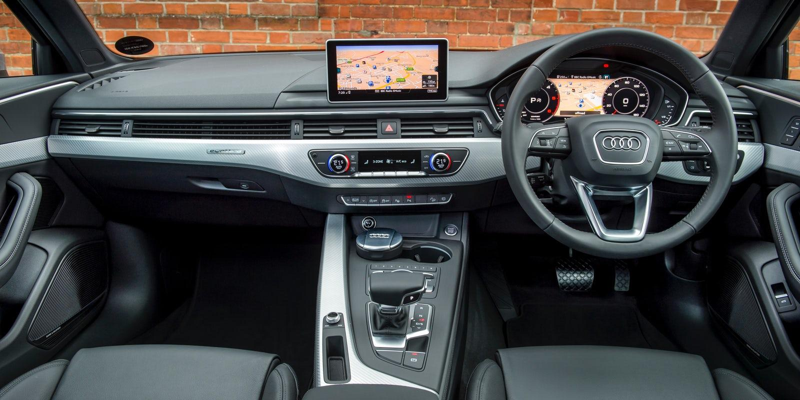 The Best 2019 Audi A4 Wallpapers