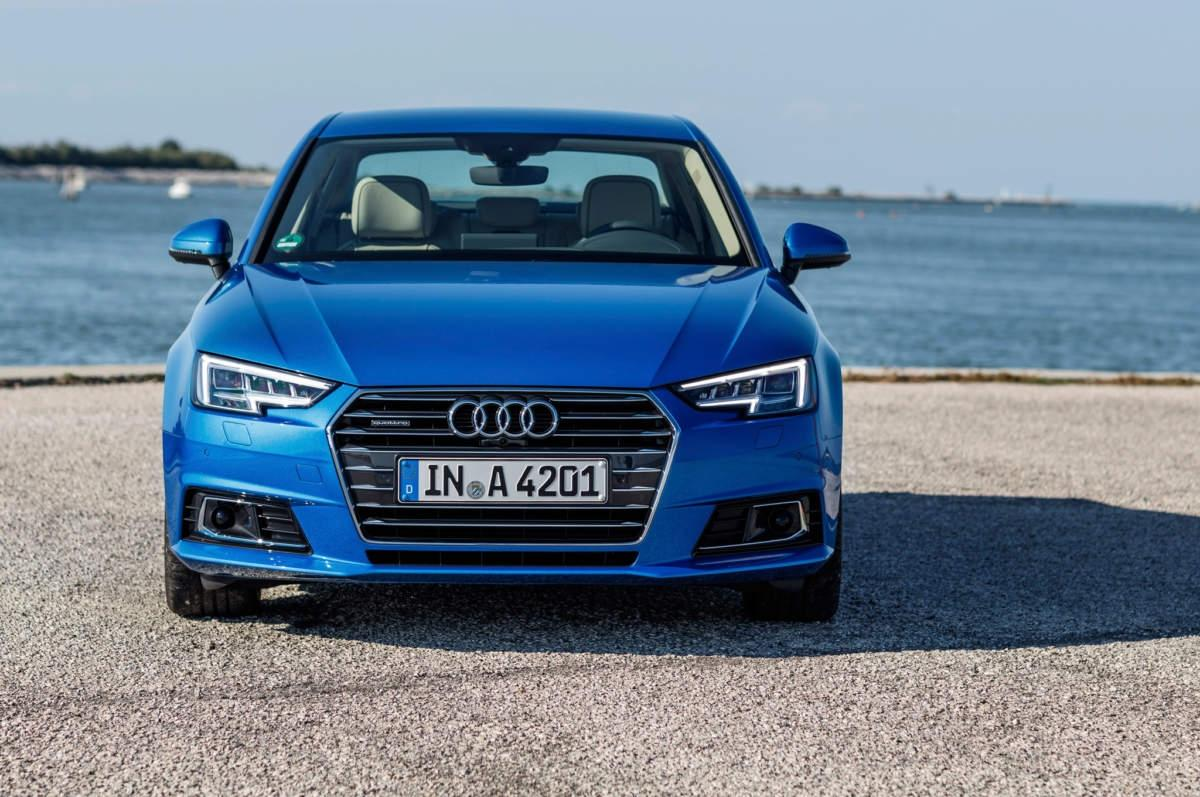 New 2019 Audi A4 Avant Side High Resolution Wallpapers
