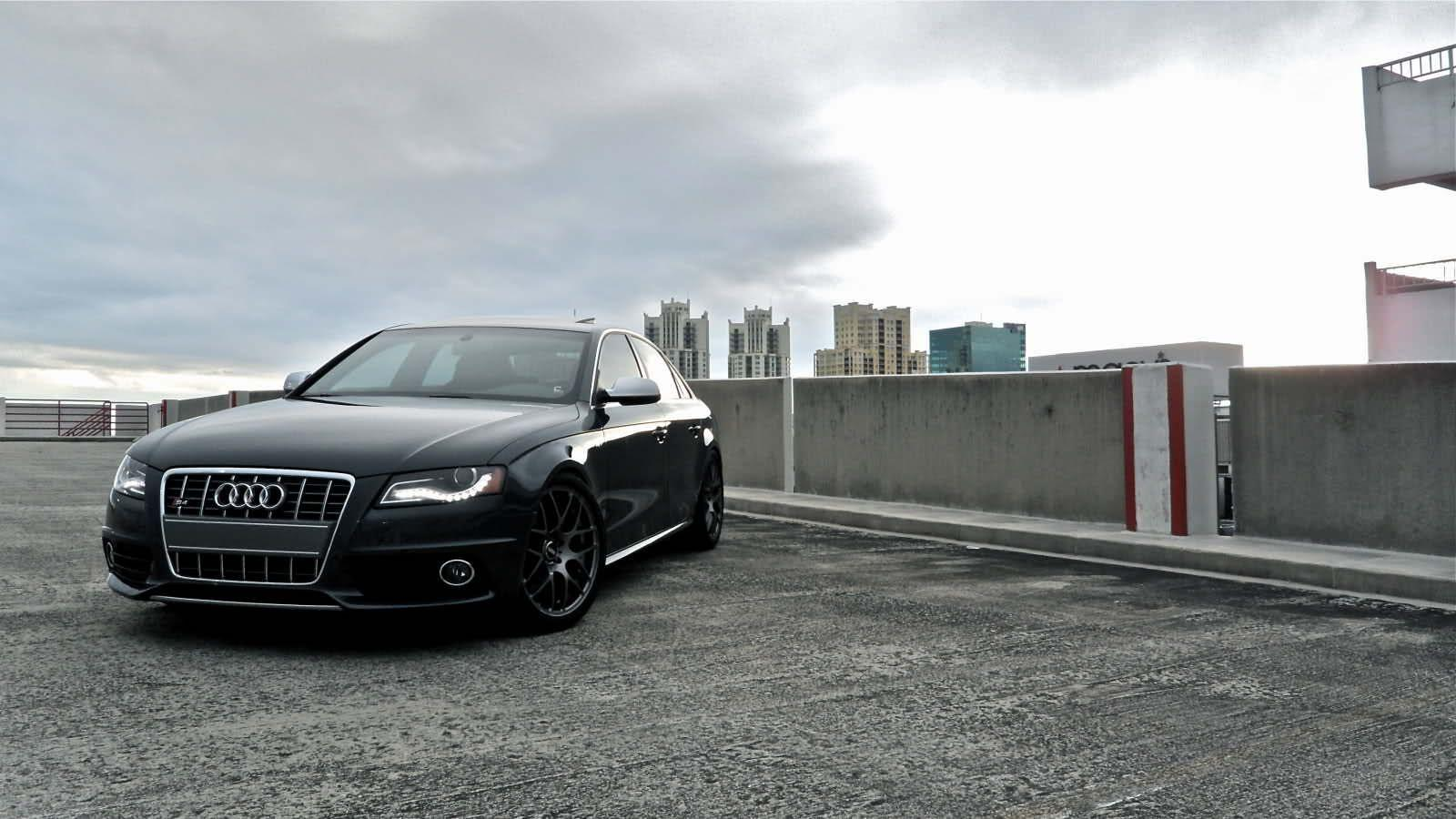 Audi A4 HD Wallpapers