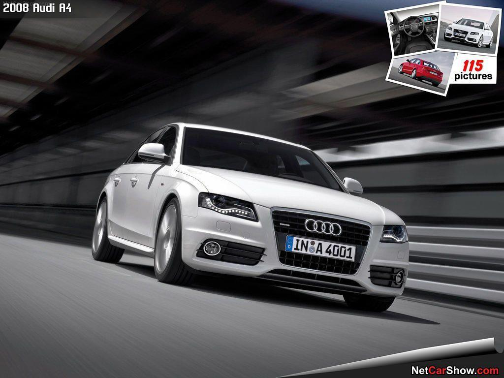 Audi A4 2011 Wallpapers