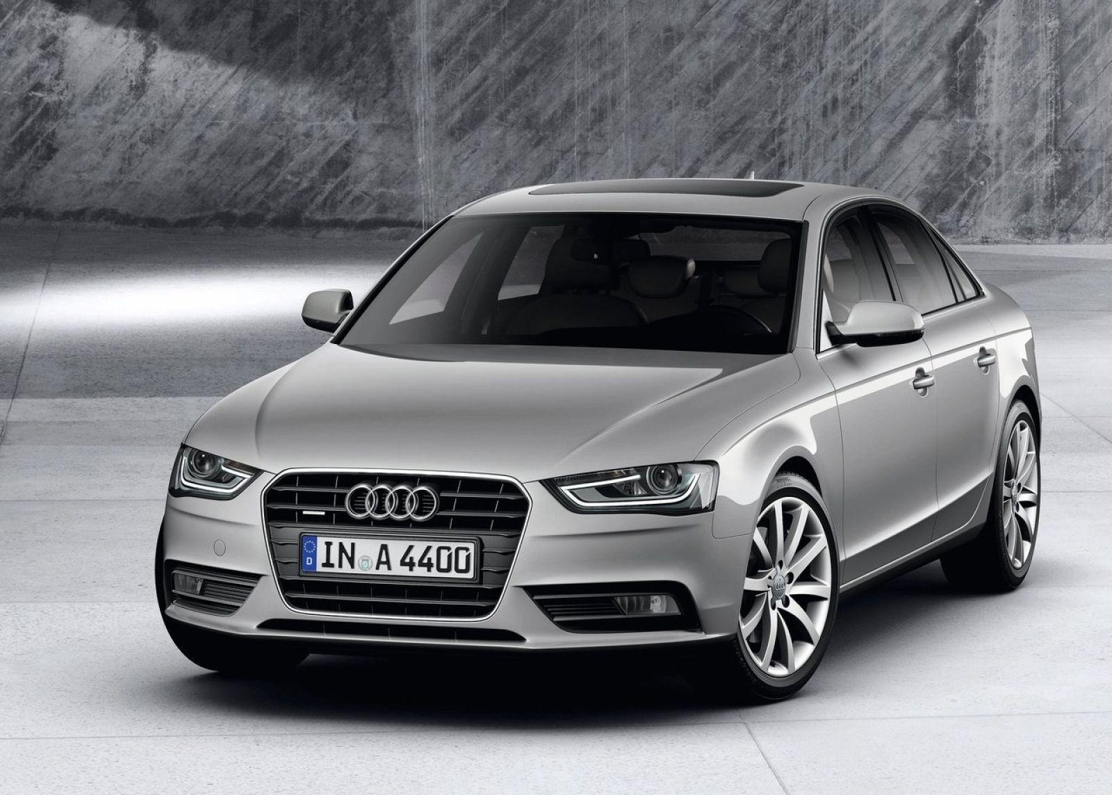 2013 Audi A4 Wallpapers