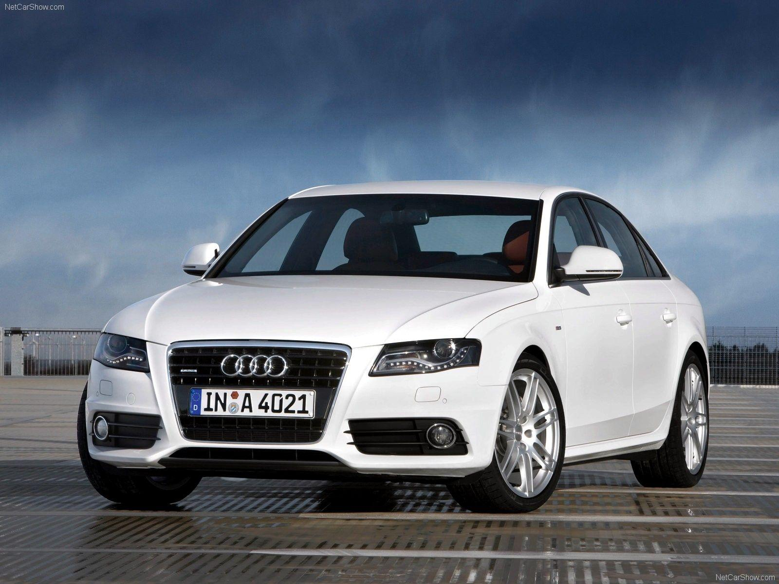 Audi A4 Wallpapers HD Download