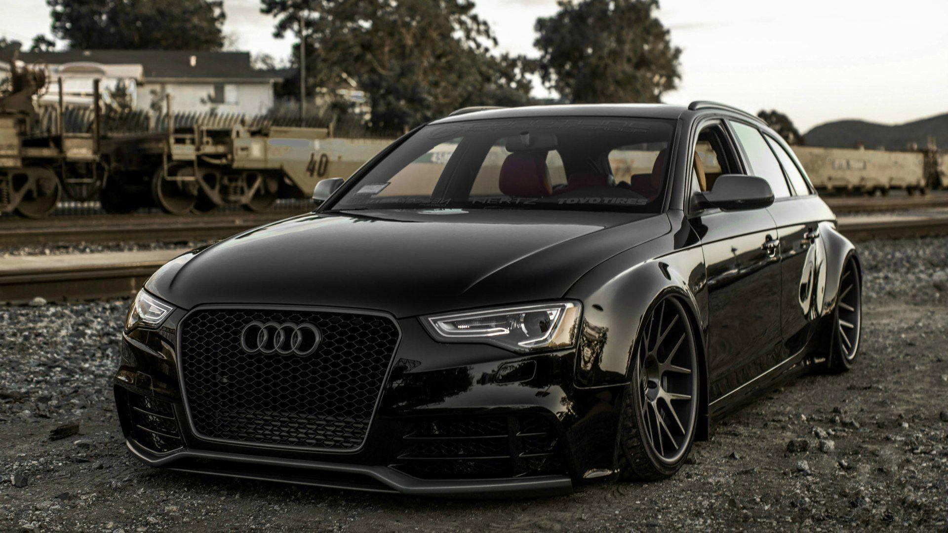 audi a4 wallpapers and image