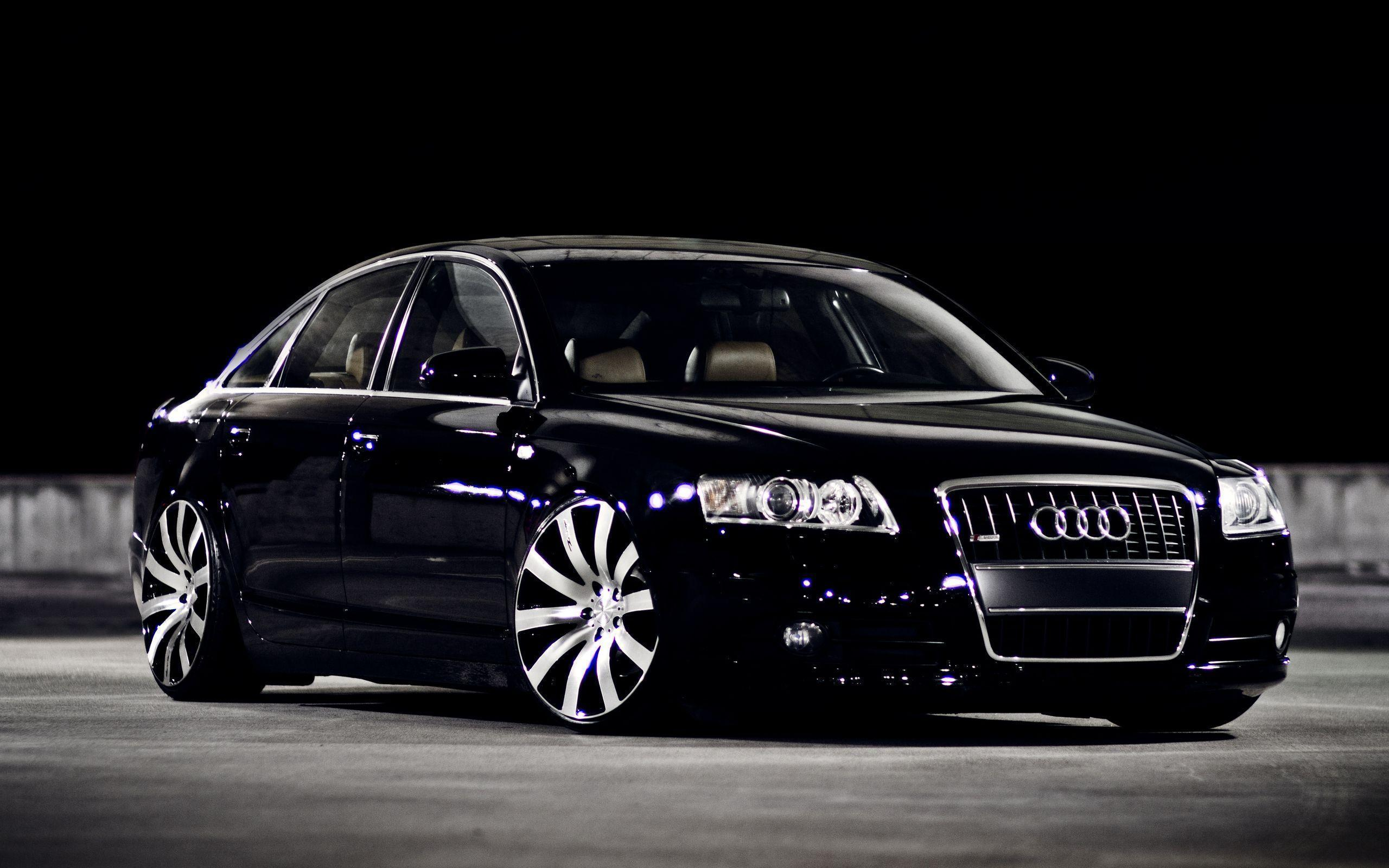 20 Audi A4 HD Wallpapers