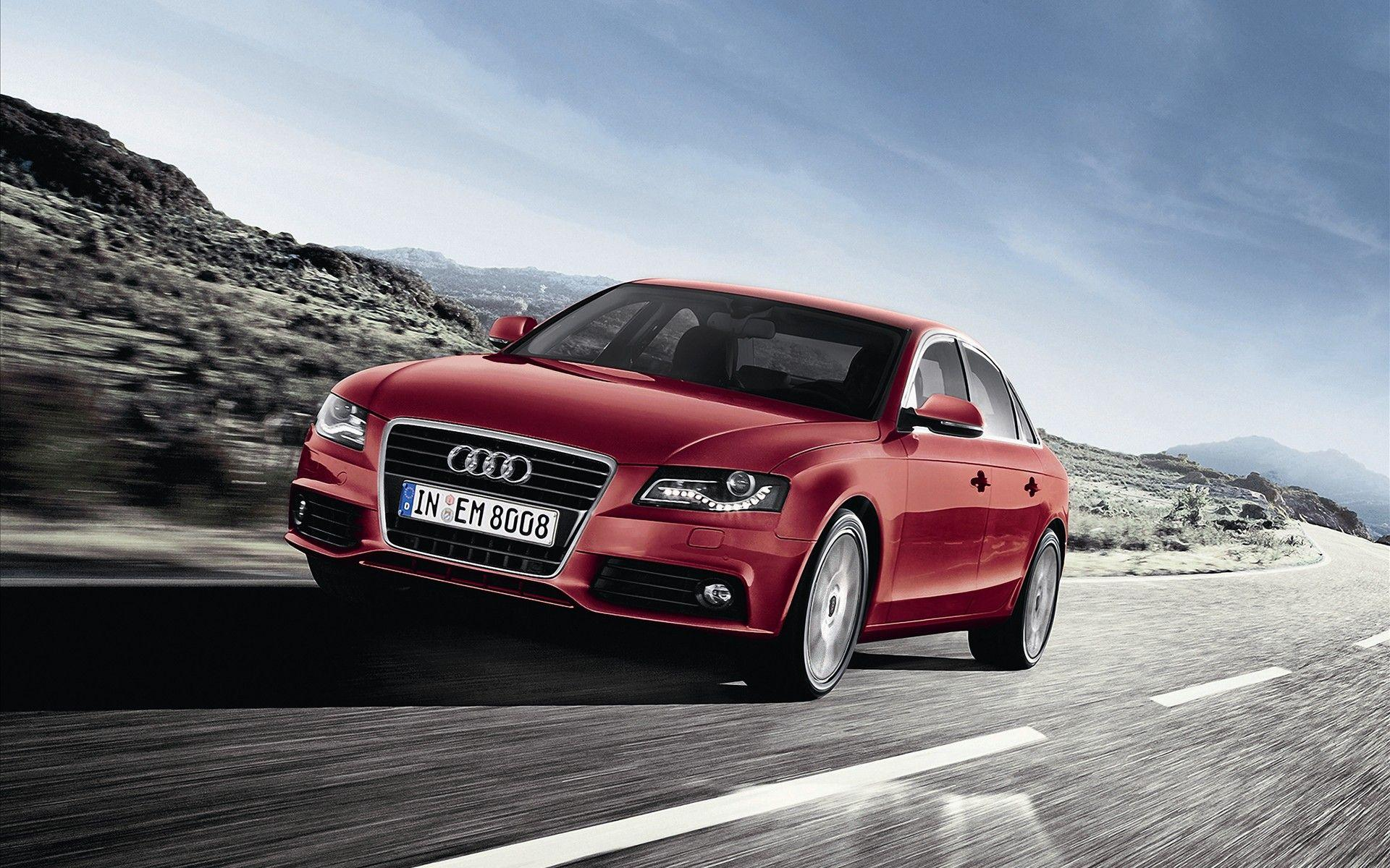Audi A4 Wallpapers Pack V.13VRC13