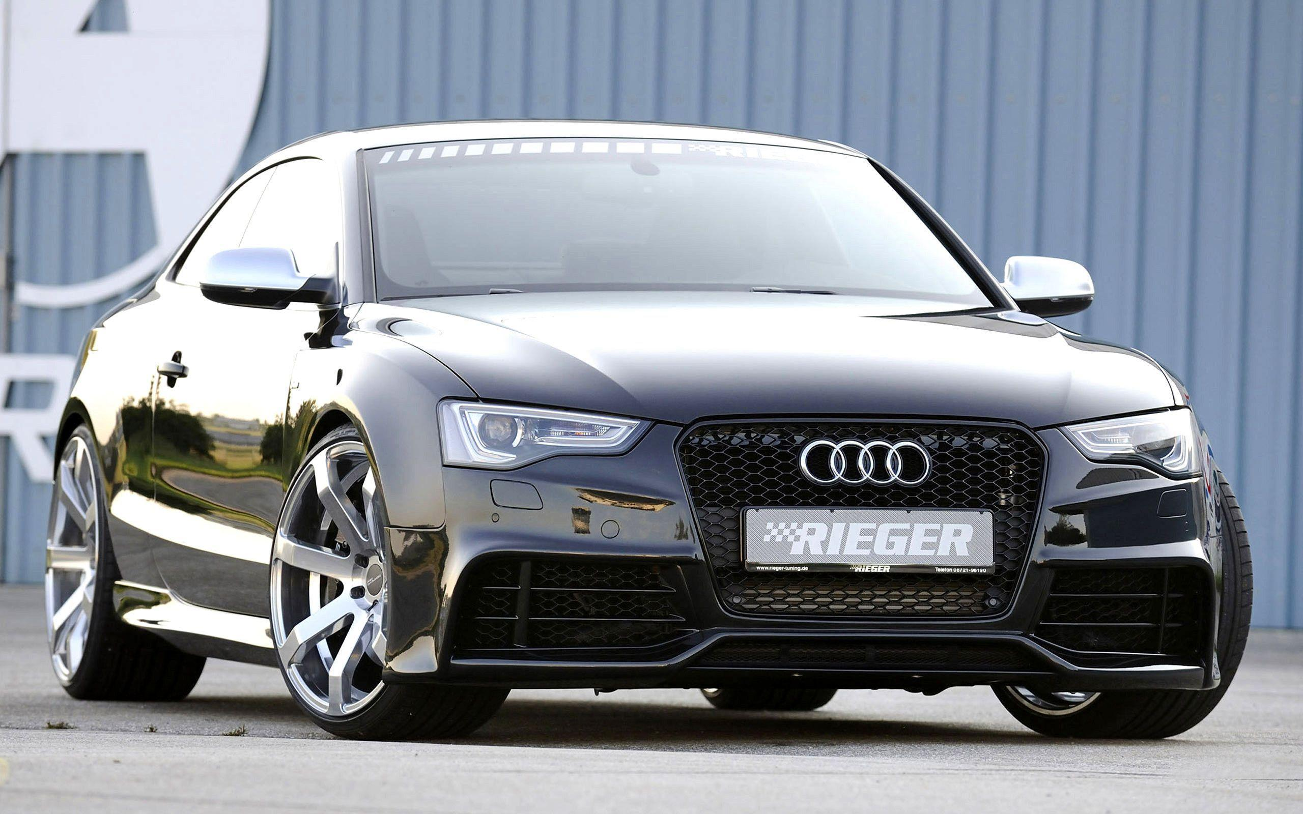 2012 Audi A5 Rieger Wallpapers