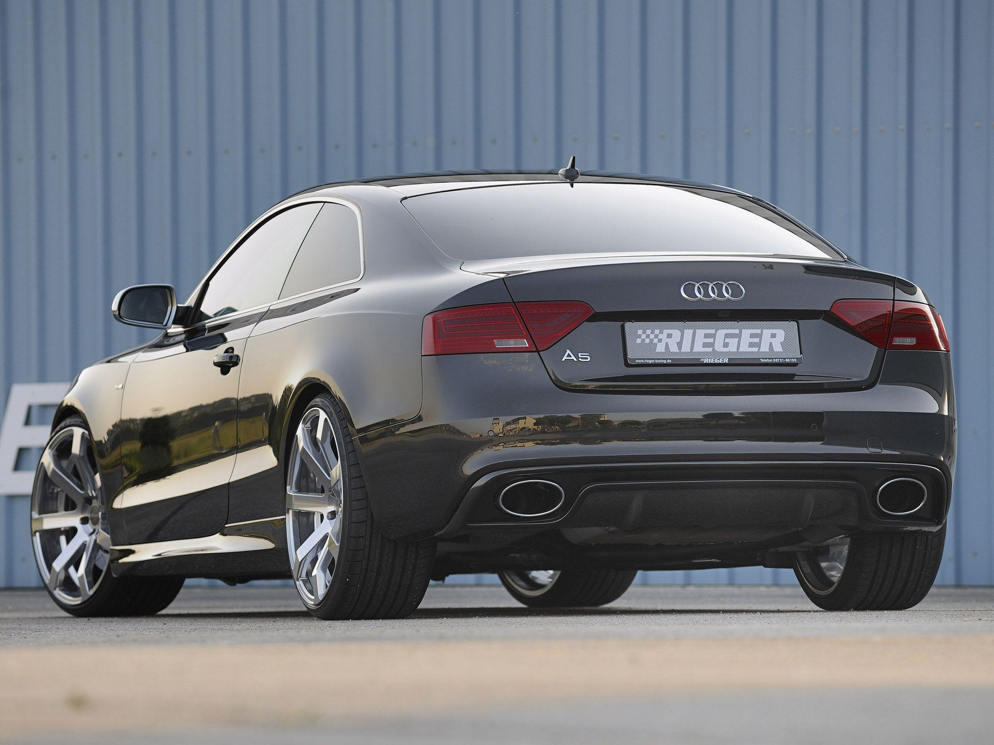 AUDI A5 BY RIEGER