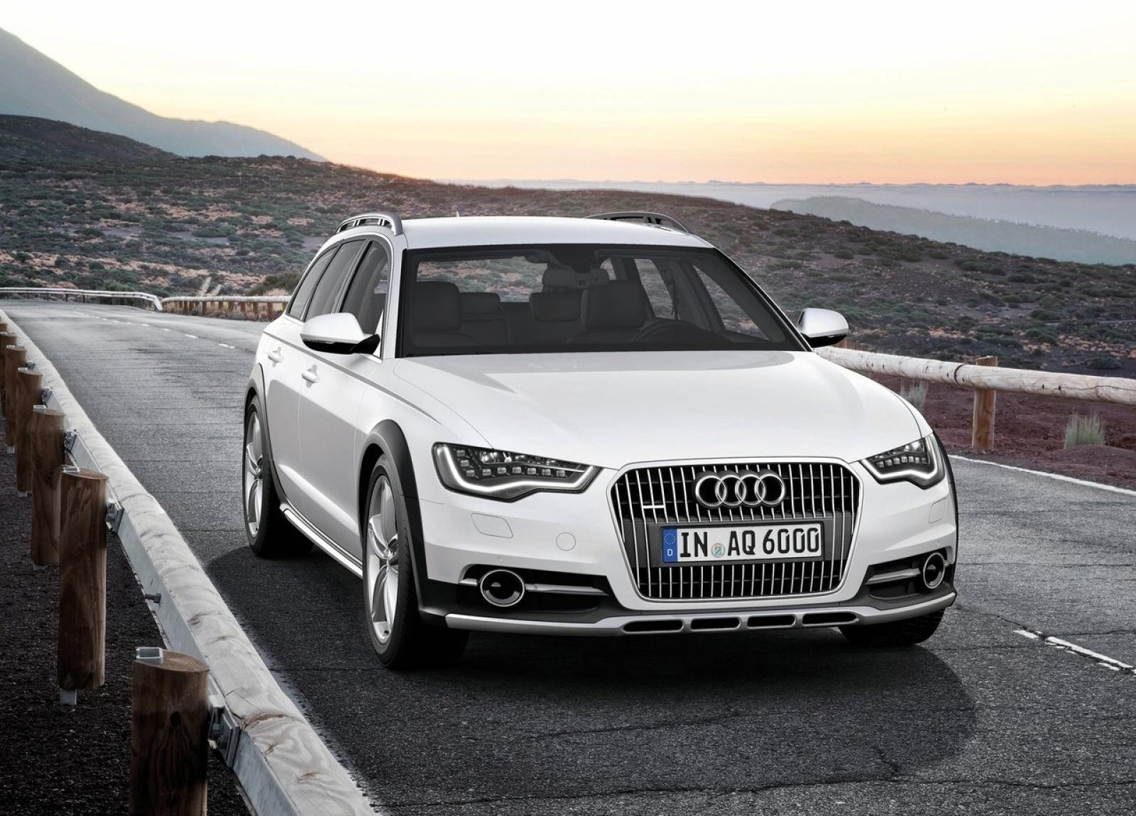 Audi A6 Allroad 3.0 TDI Technical Specifications