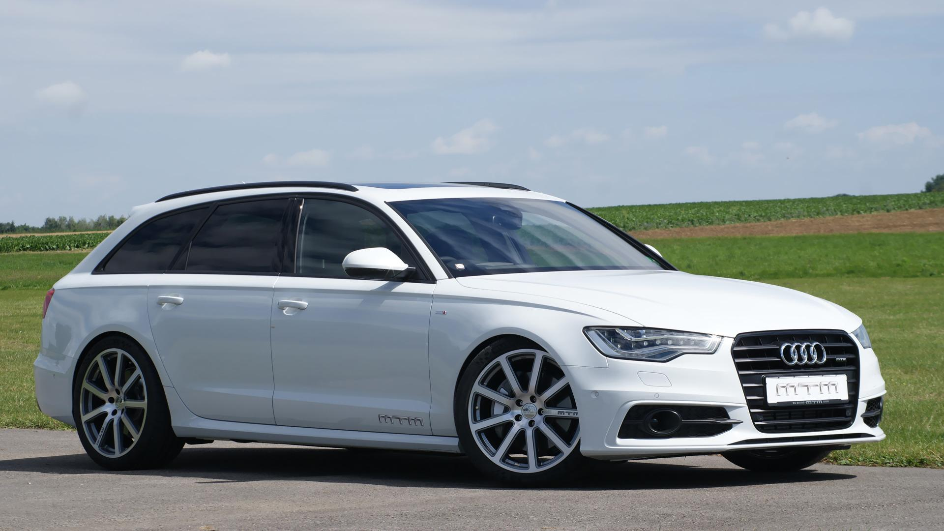 Audi A6 Wallpapers