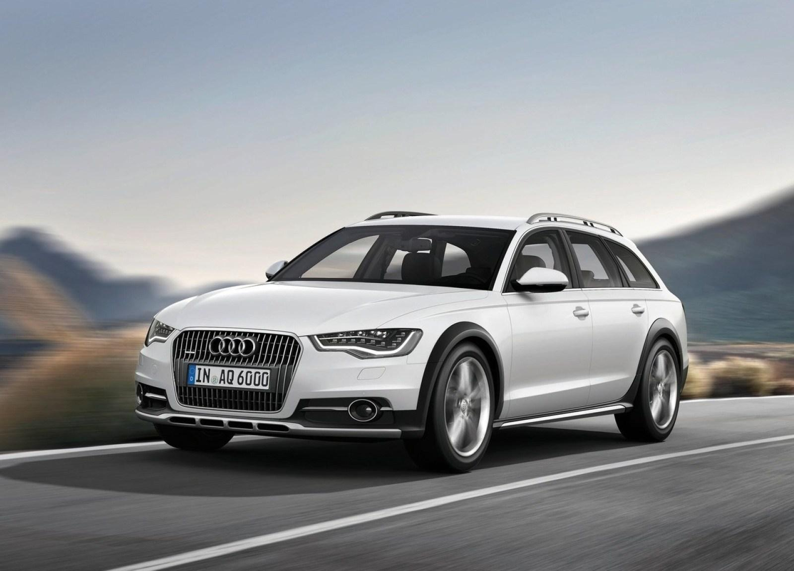 Audi A6 Allroad Hd Wallpapers The World Of 2013 Wallpapers
