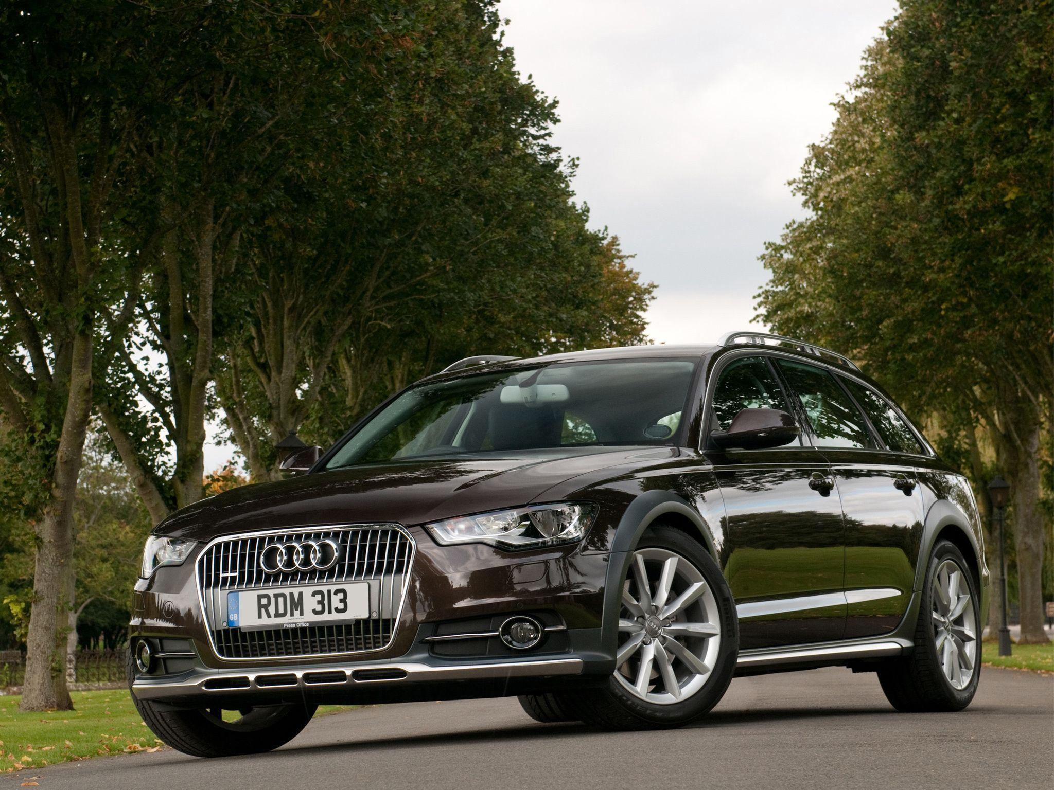 Tag For Audi A6 Allroad Black Edition 2015 White Wallpapers