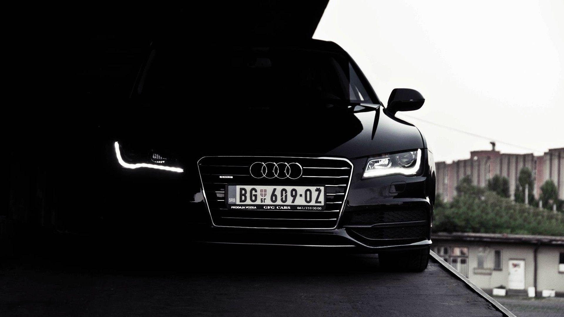 Audi A7 Front Nice