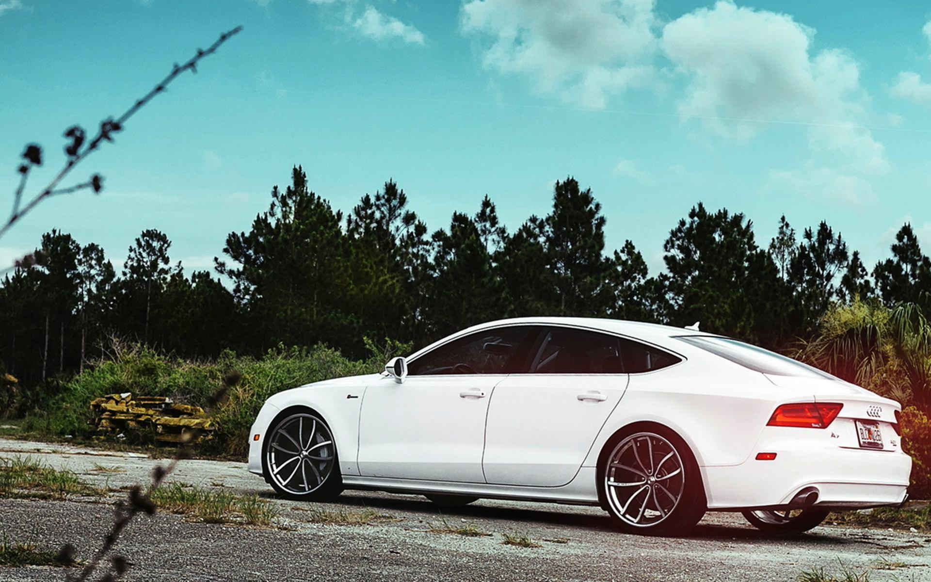 RMD:88 HD Audi A7 Wallpapers