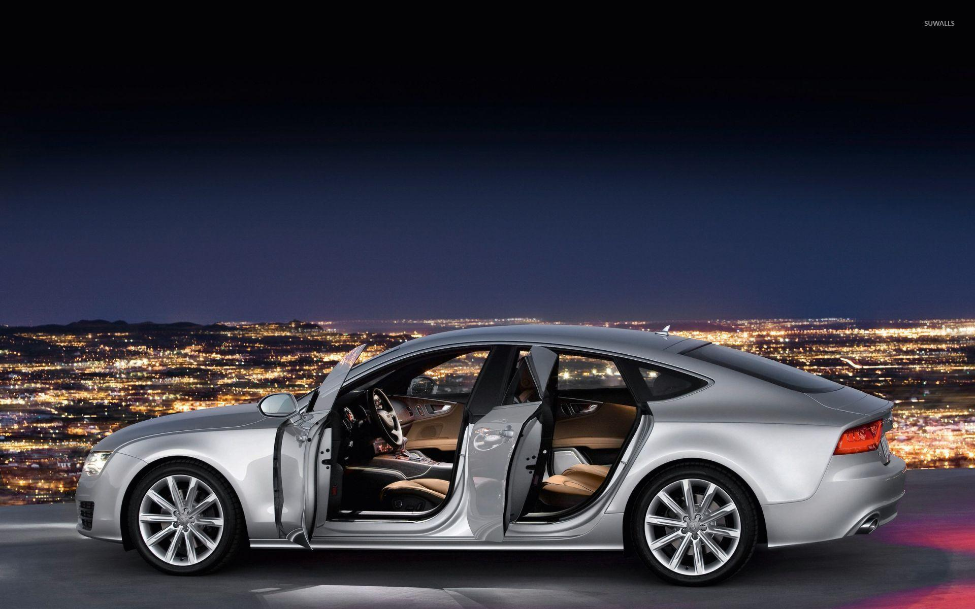 Audi A7 [3] wallpapers