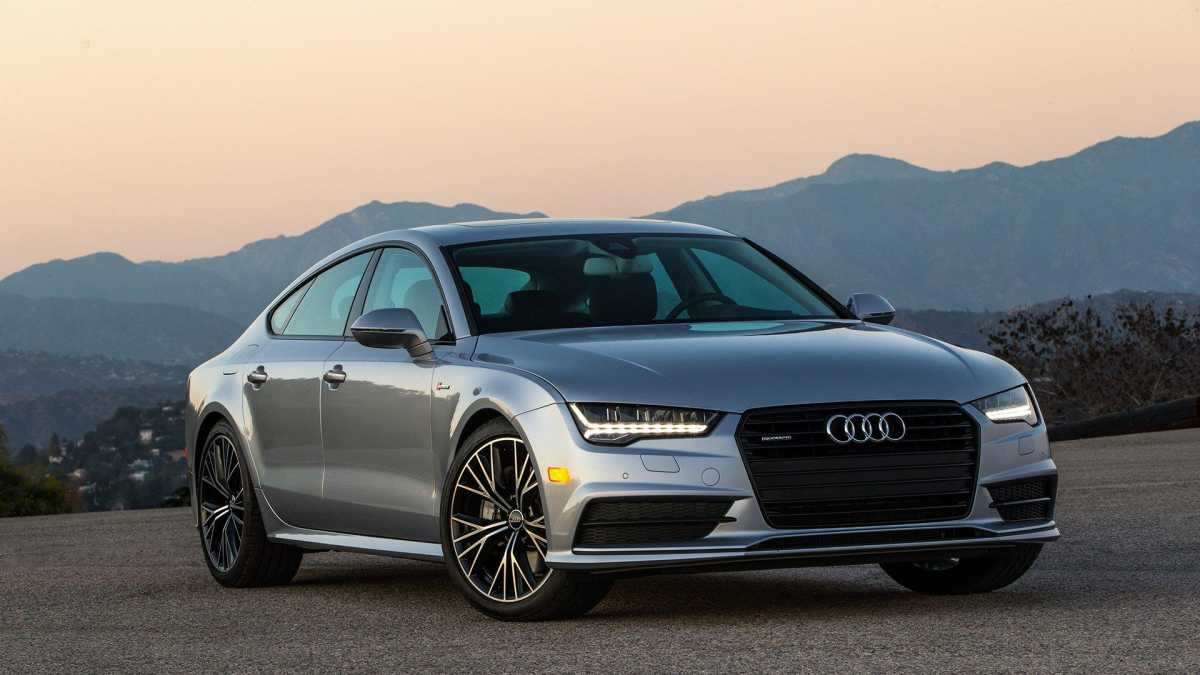 2016 Audi A7 Wallpapers [HD]