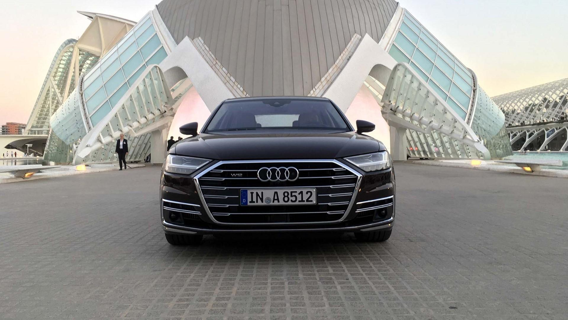 2019 Audi A8 First Drive Review