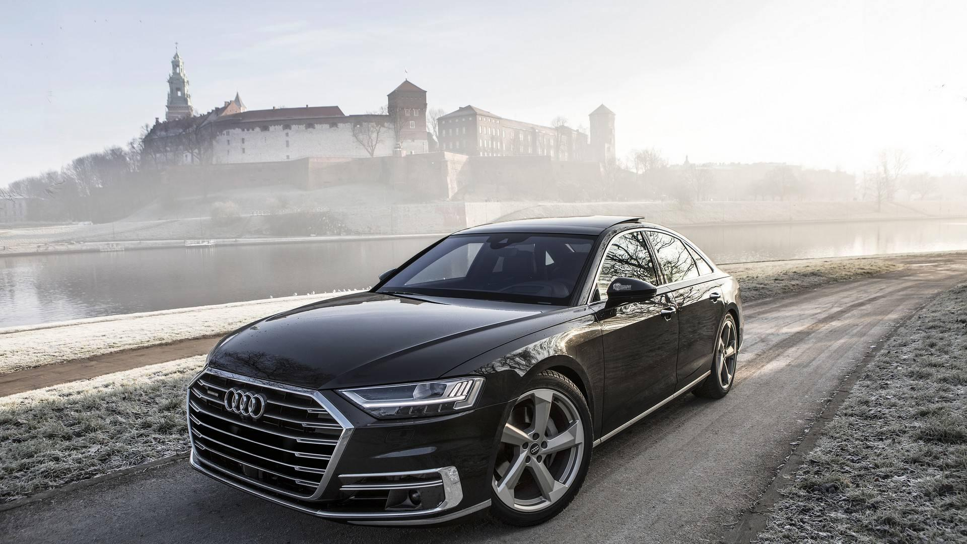 You Don't Have To Like The Audi A8 To Enjoy These Stunning Image