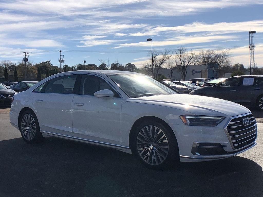 New 2019 Audi A8 For Sale at Audi Jackson