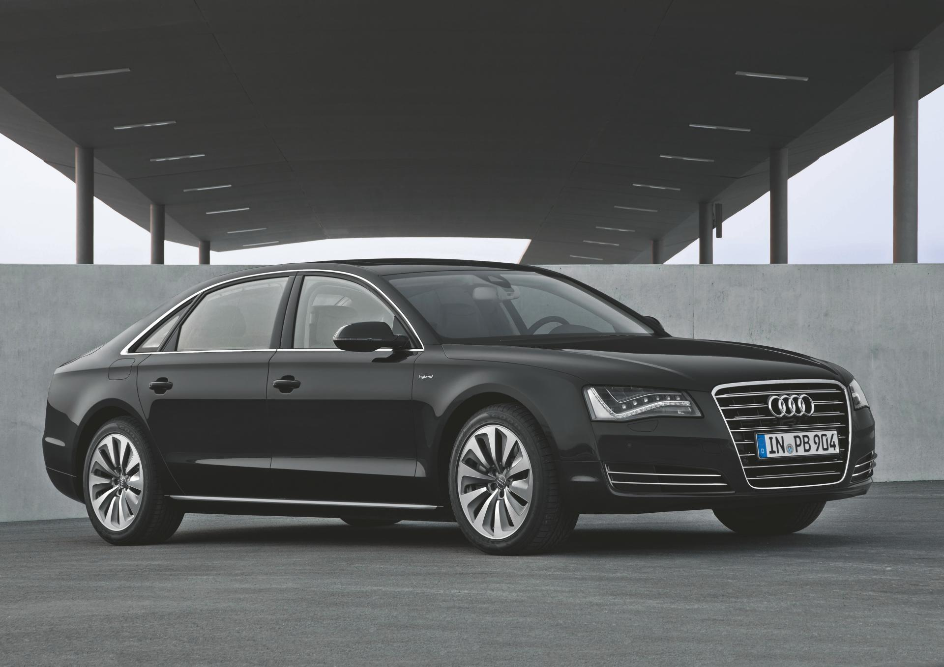 2013 Audi A8 L News and Information