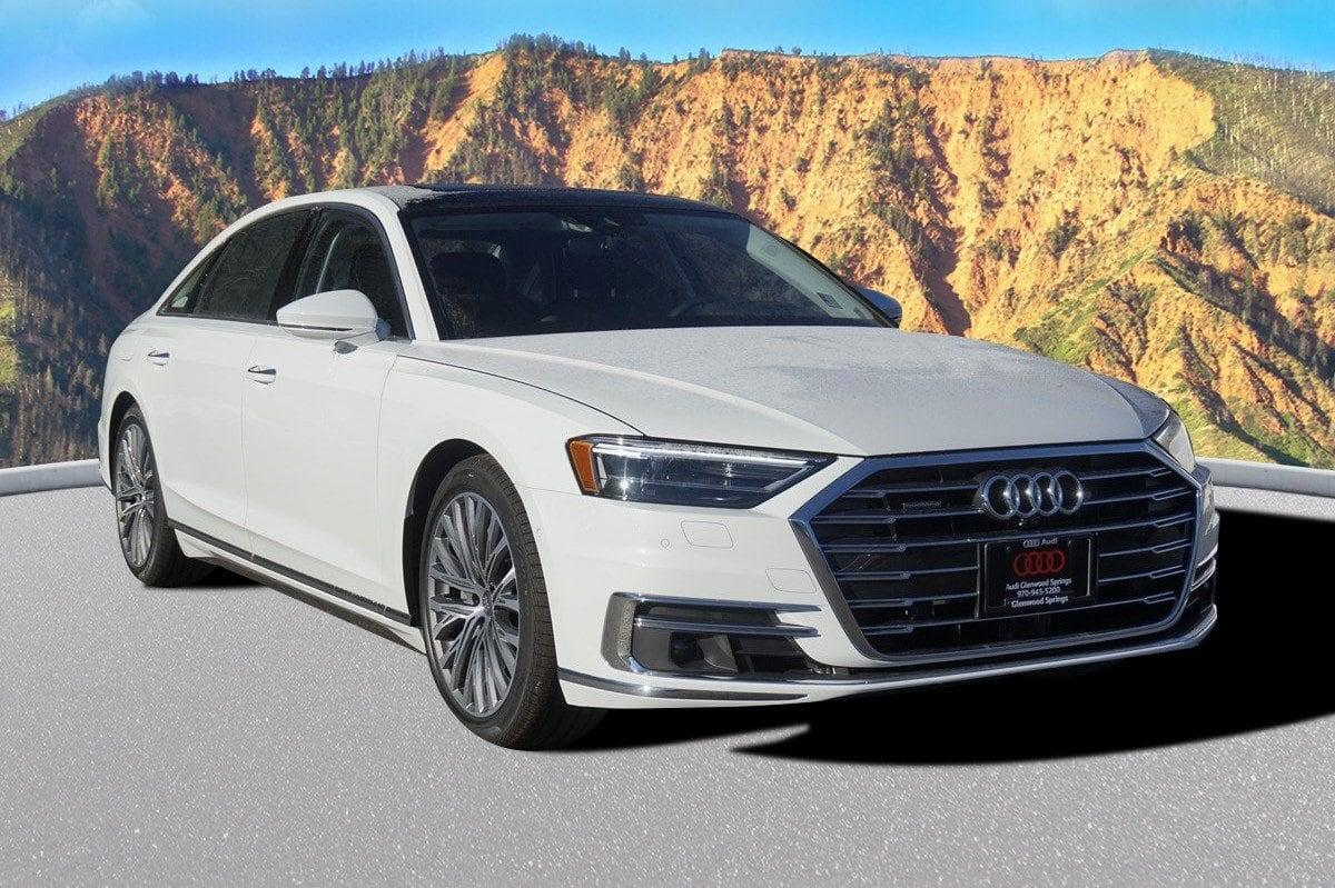 New 2019 Audi A8 For Sale Glenwood Springs CO