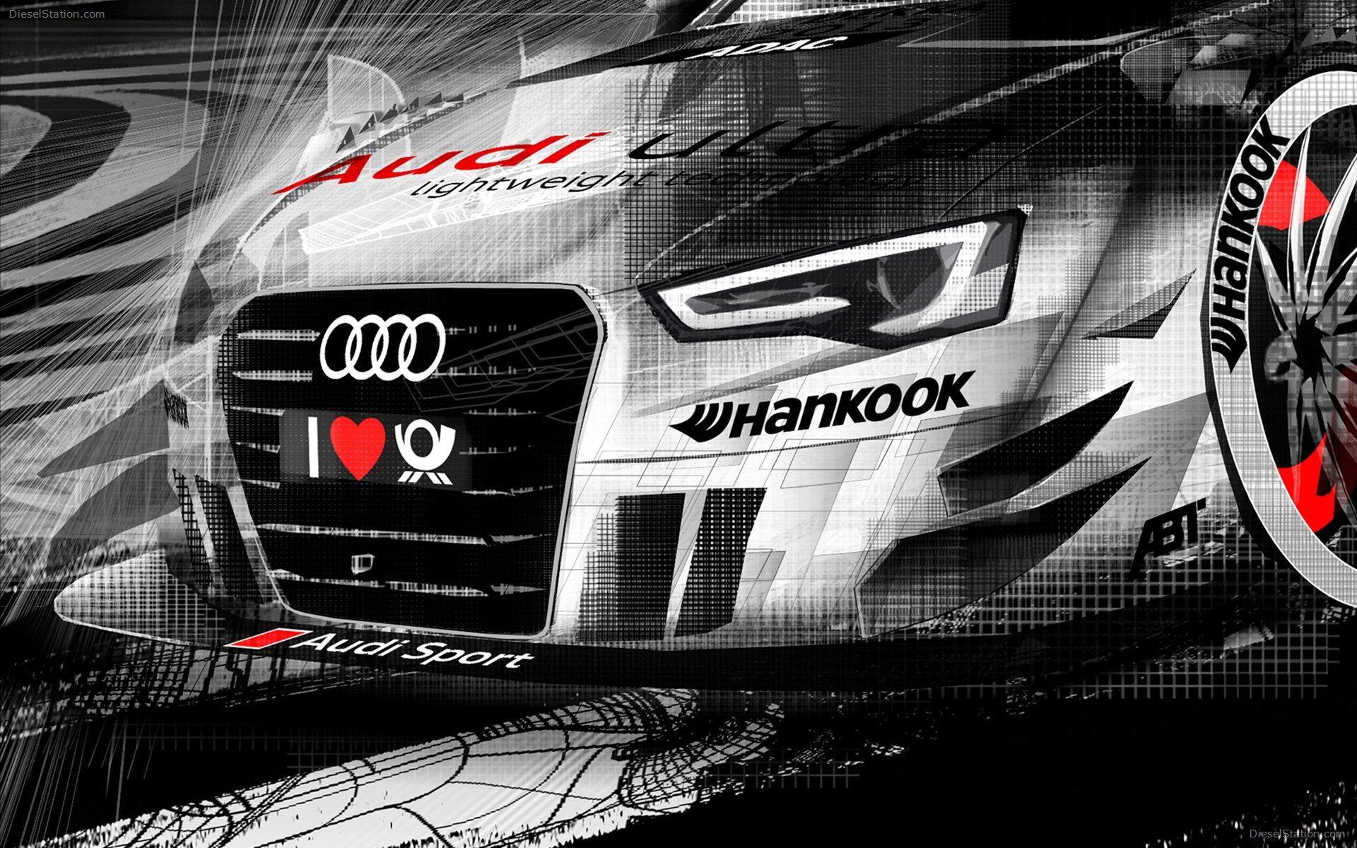 Audi RS 5 DTM 2013 Widescreen Exotic Car Image of 22 : Diesel