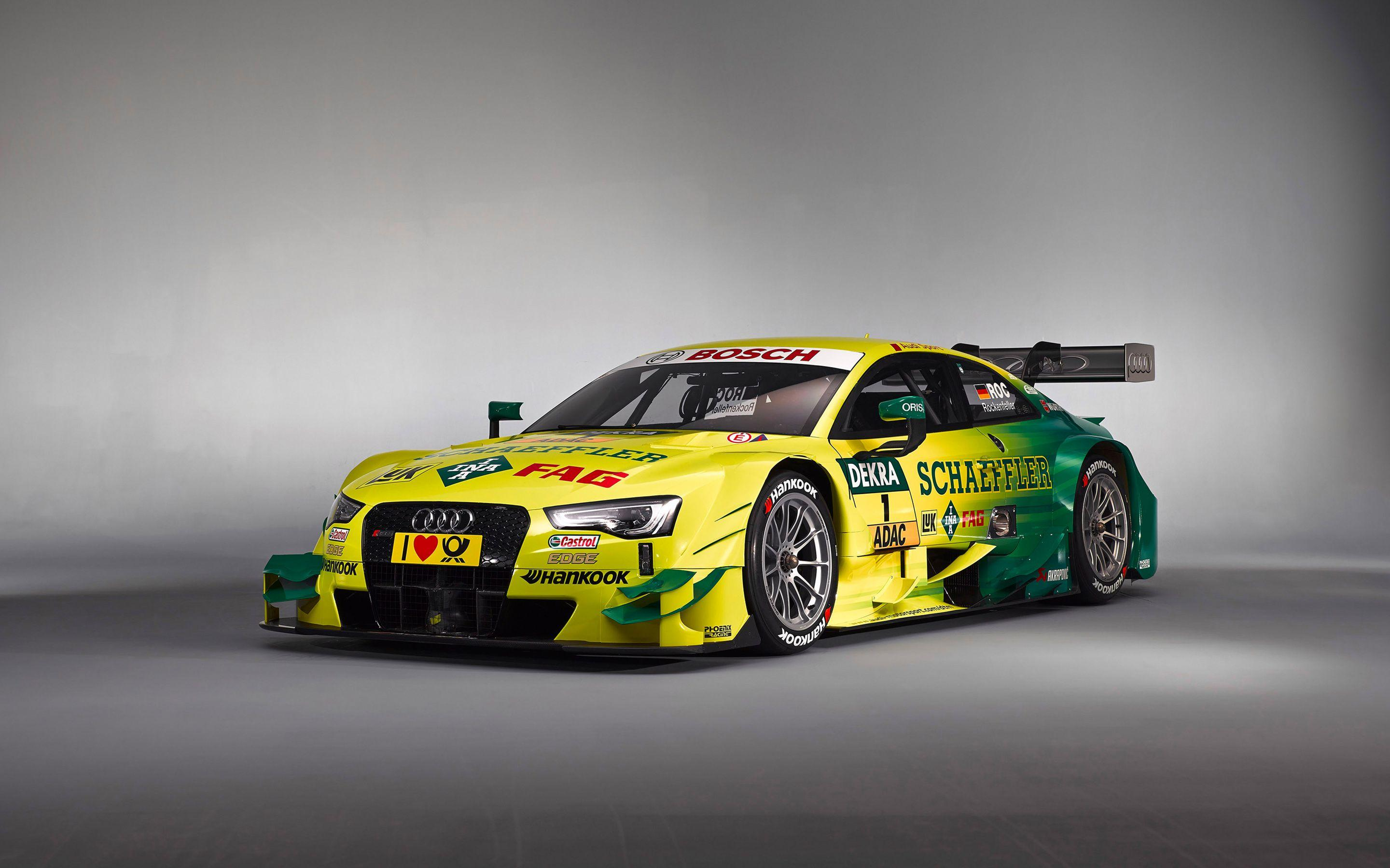 Audi RS 5 DTM 2014 Wallpapers