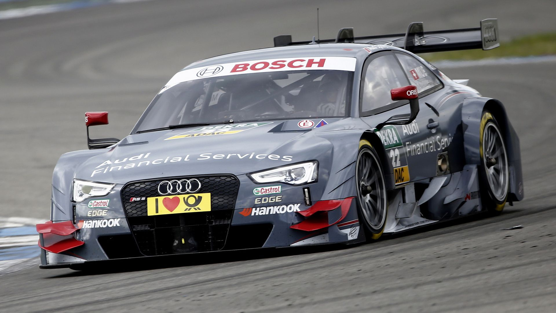 2014 Audi RS5 DTM Full HD Wallpapers and Backgrounds Image