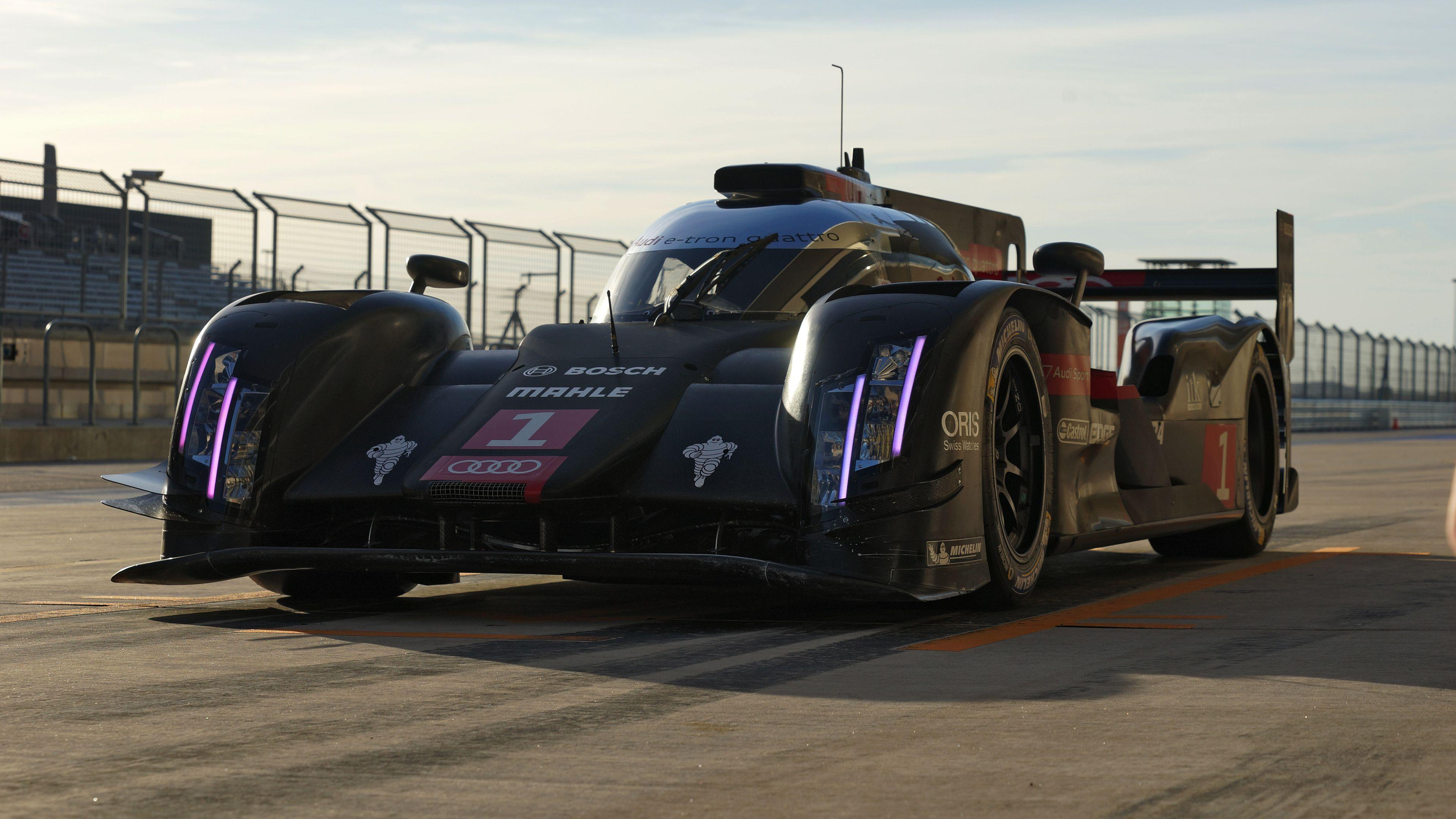 Wallpapers of the Day: Audi R18 e