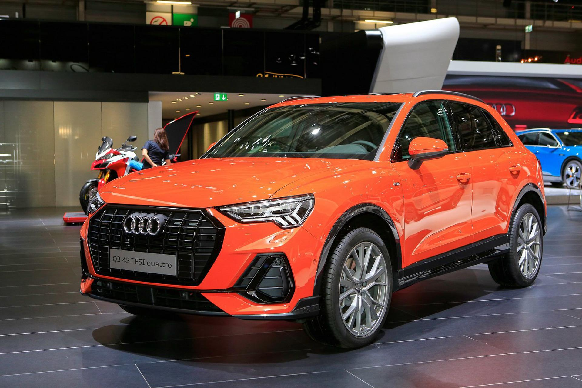 2019 Audi Q3 bows with sporty look, high