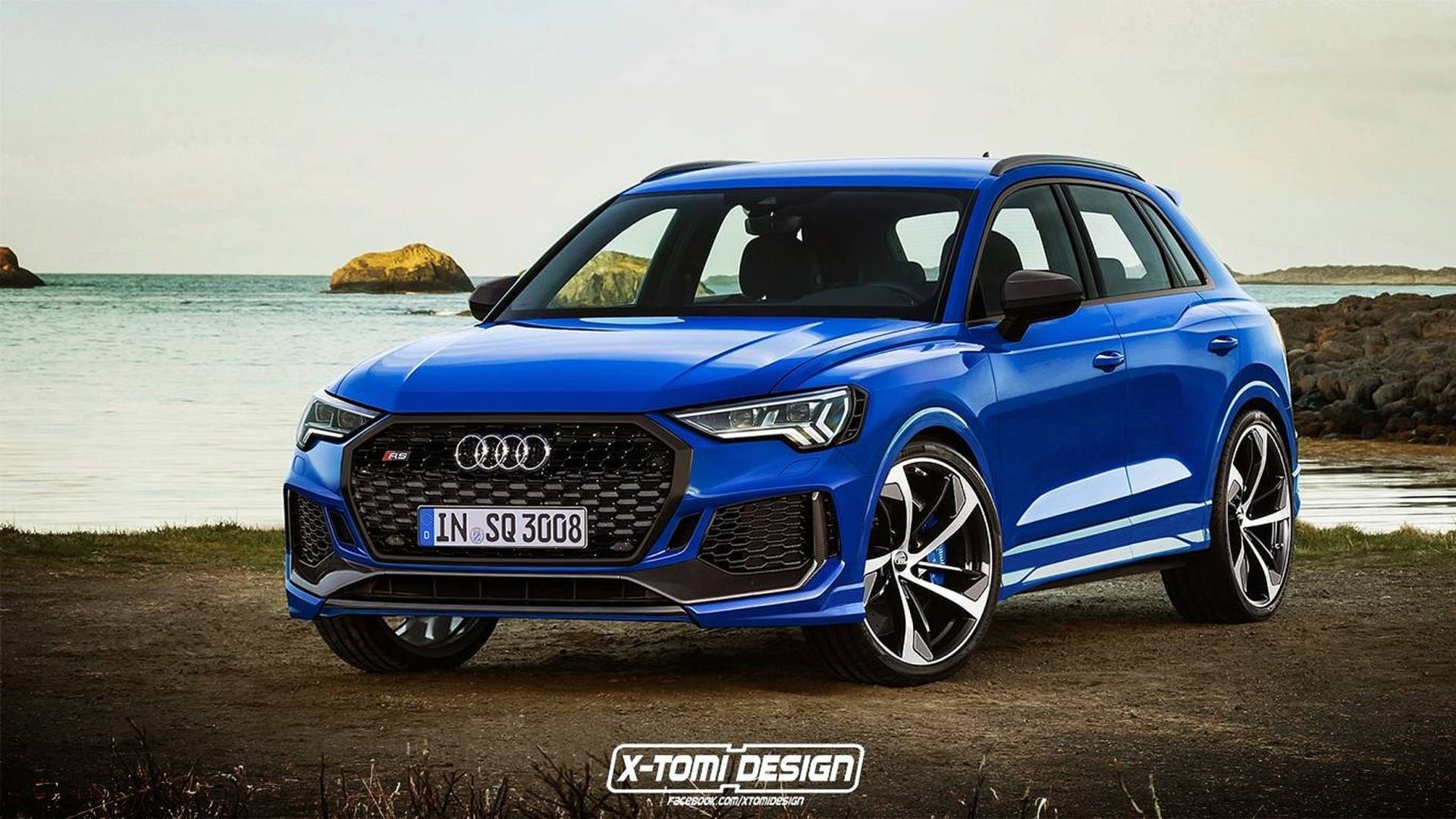 2019 Audi Q3 Rendered In Rs Trim Looks Freaking Fantastic intended