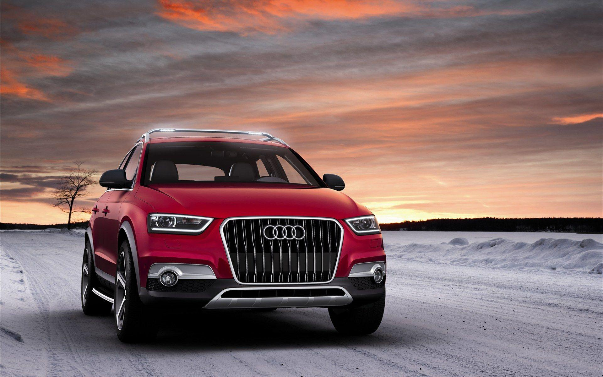 Audi Q3 Vail 2012 3 Wallpapers
