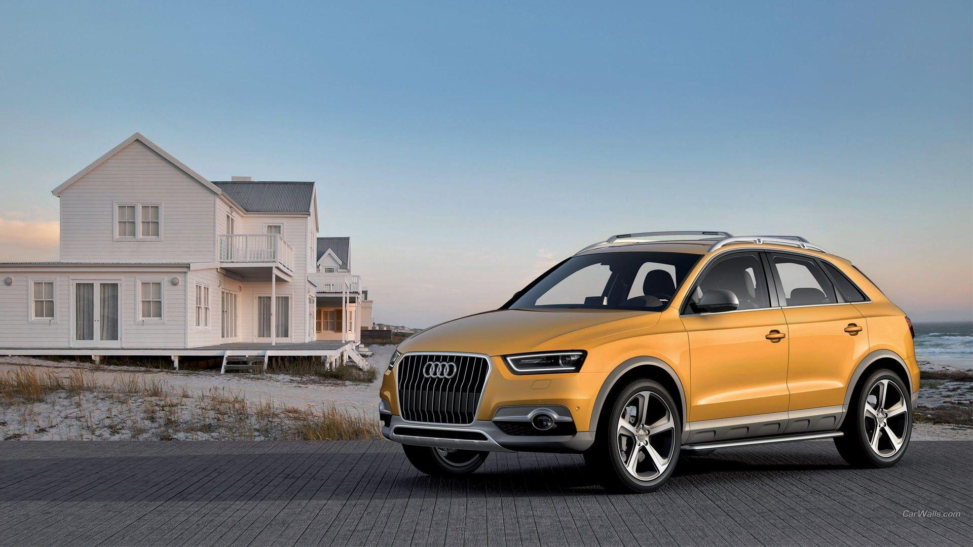 Audi Q3 Wallpapers HD / Desktop and Mobile Backgrounds