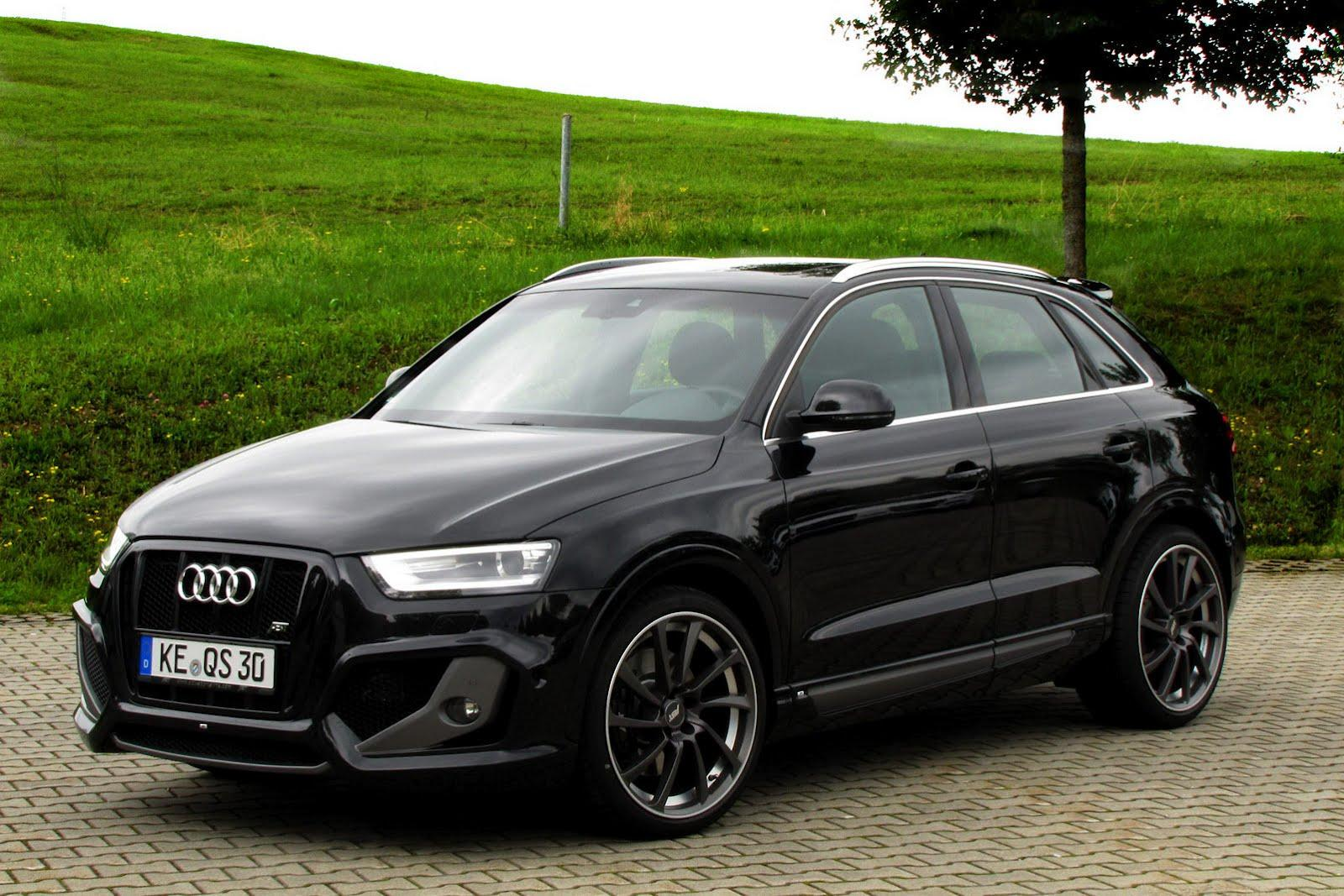 Audi Q3 by ABT Sportsline wallpapers