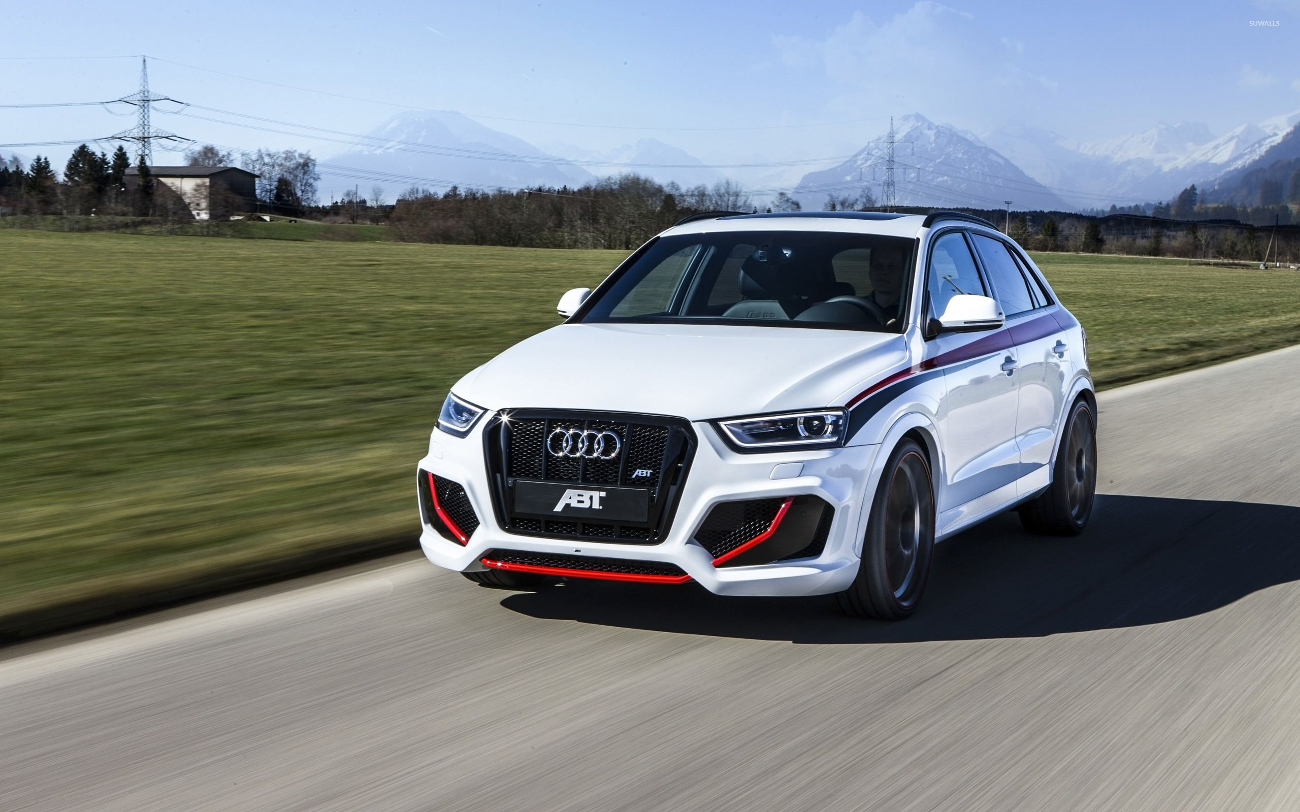 2014 ABT Audi RS Q3 wallpapers
