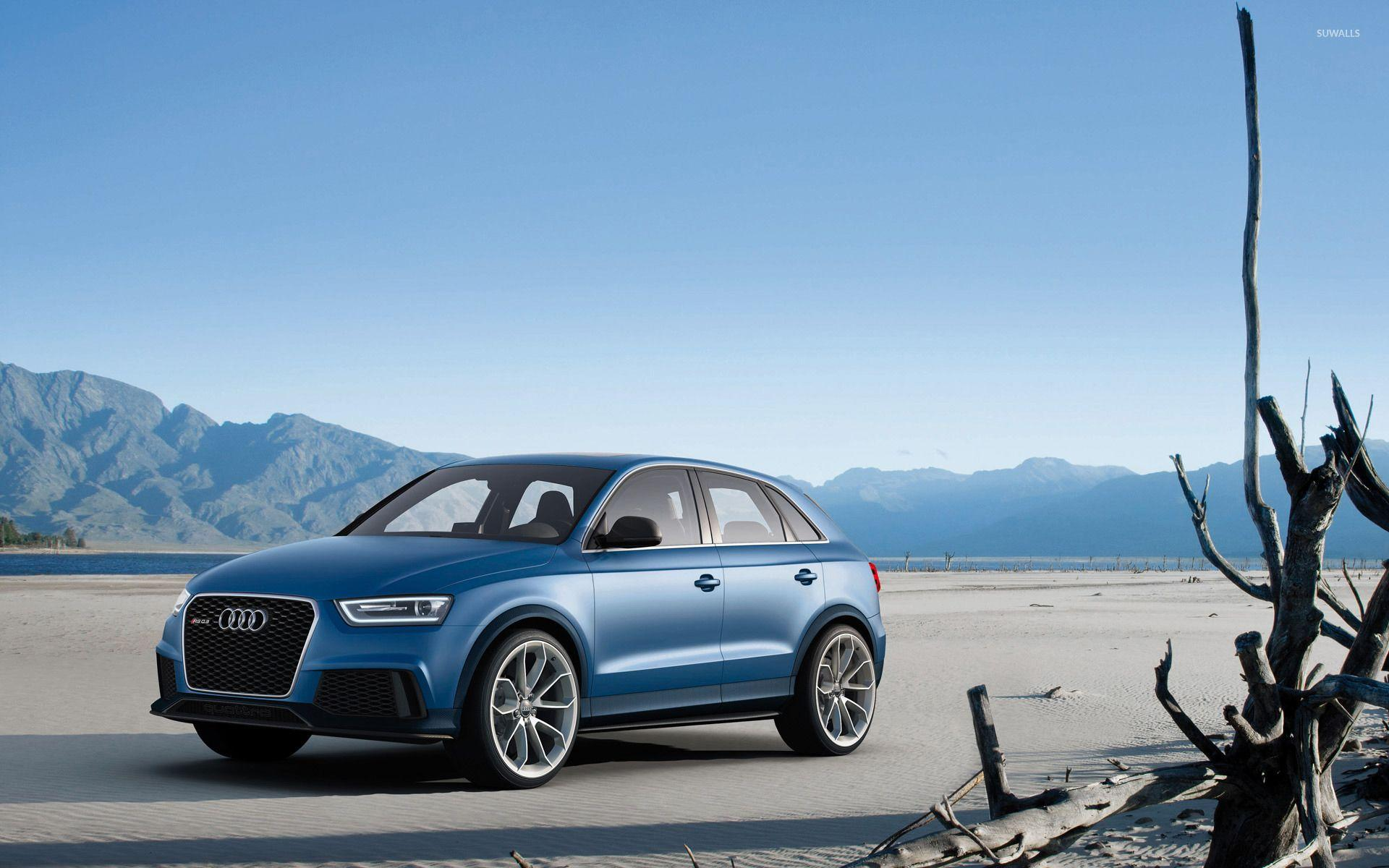 Audi Q3 RS Concept wallpapers