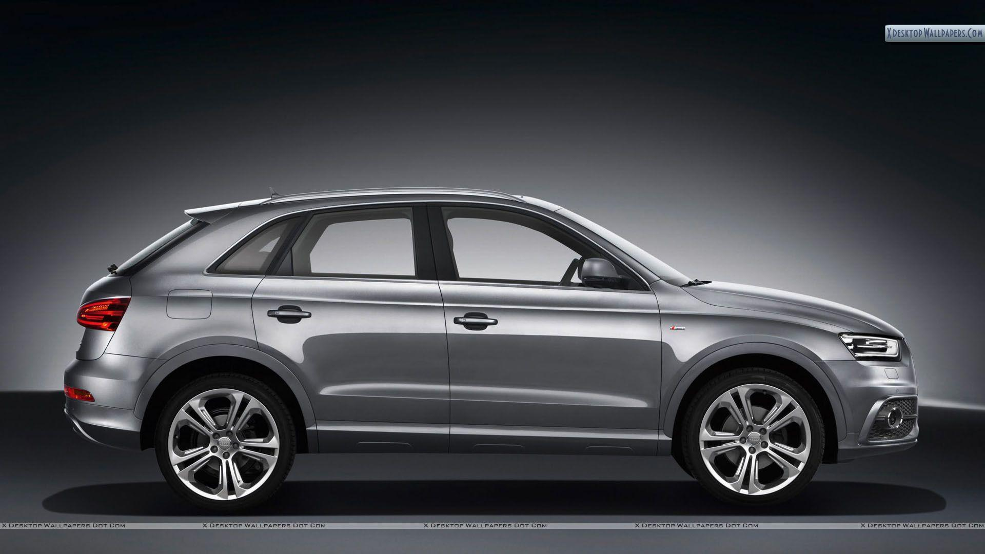New car Audi q3 wallpapers and image