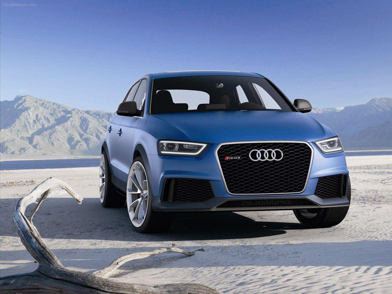 Audi RS Q3 Concept 2012 Exotic Car Wallpapers of 42 : Diesel