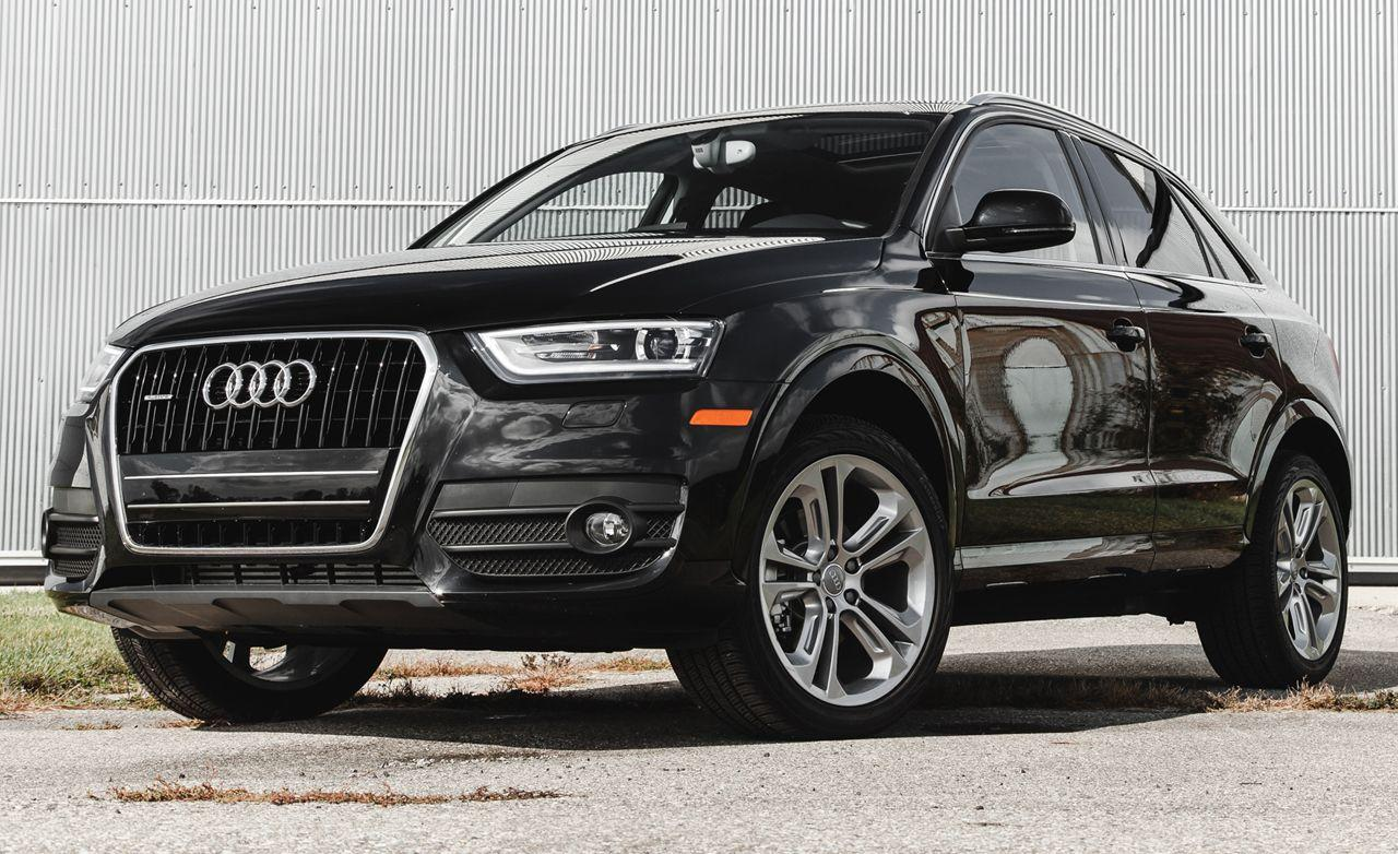 Audi Q3 Hd Wallpapers Image Pics And Photos Gallery Collection
