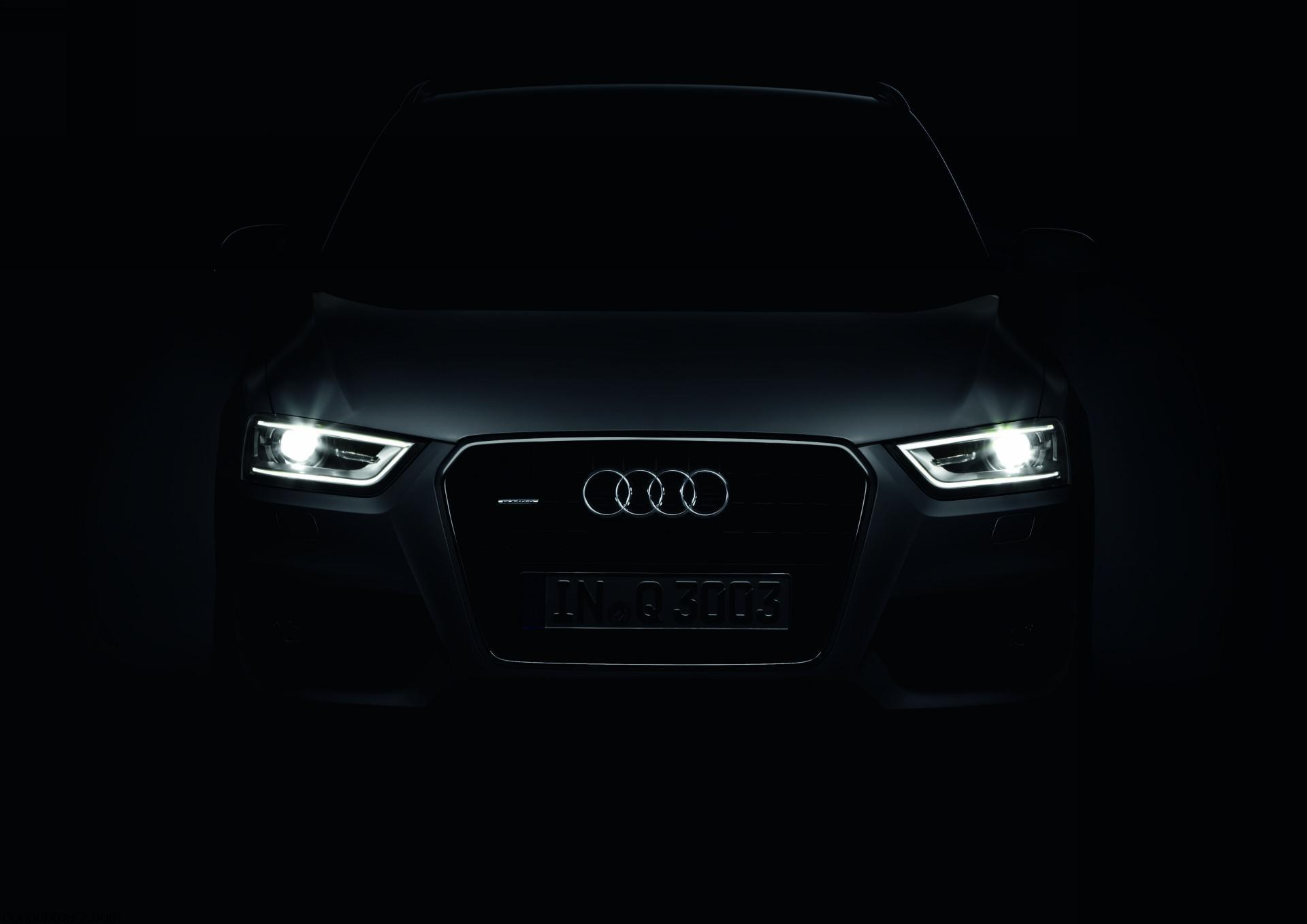 Reliable car Audi q3 wallpapers and image