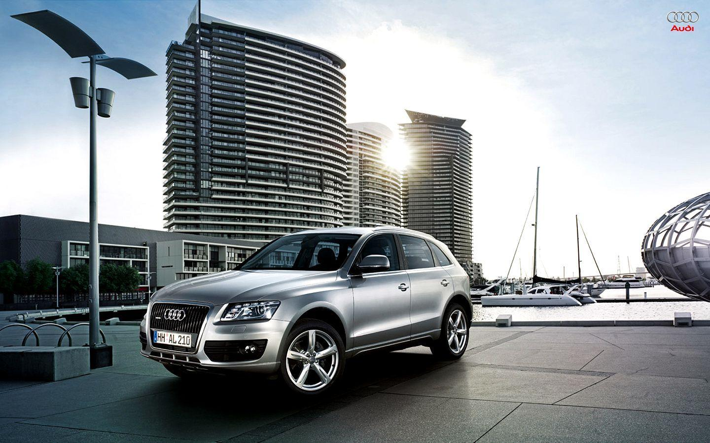 Audi Q5 Wallpapers