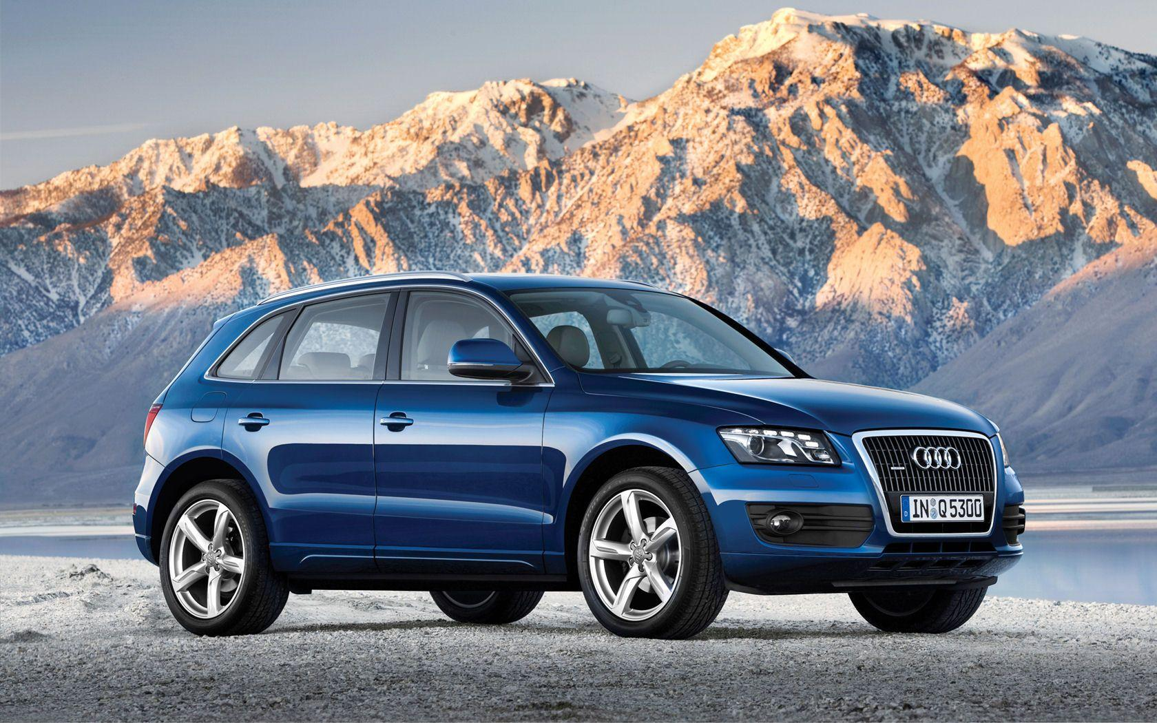 Audi Q5 Wallpapers 2