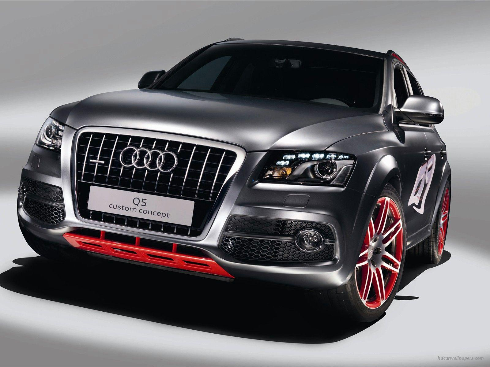 Audi Q5 Wallpapers 4