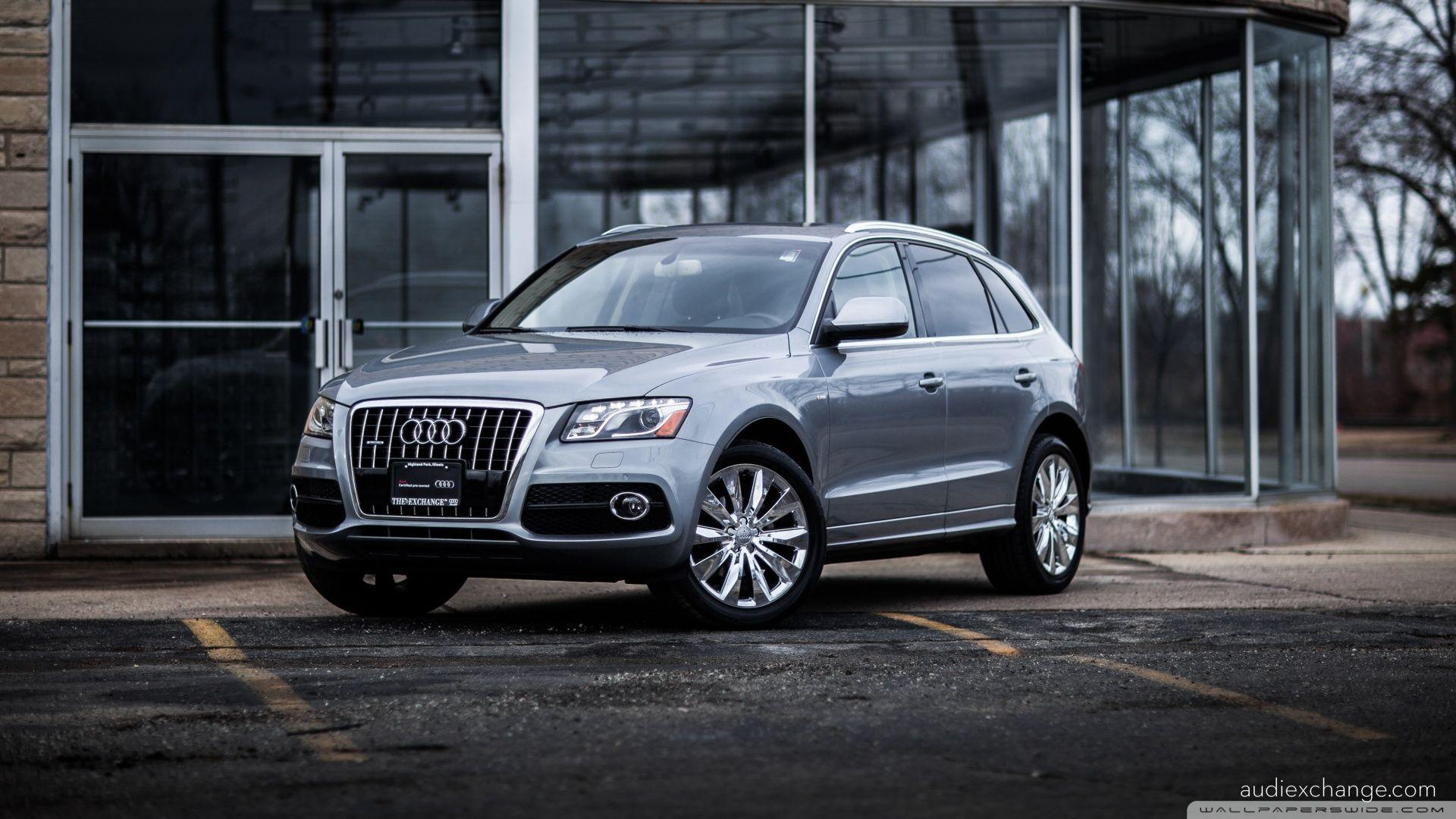 2011 Audi Q5 Prestige with Chrome Wheels