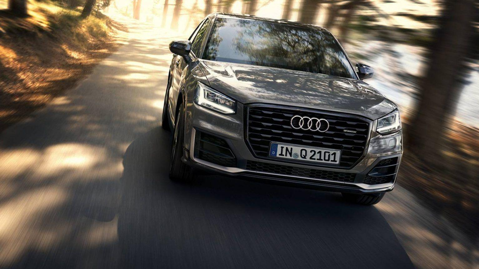 2019 Audi Q5 Front Wallpapers