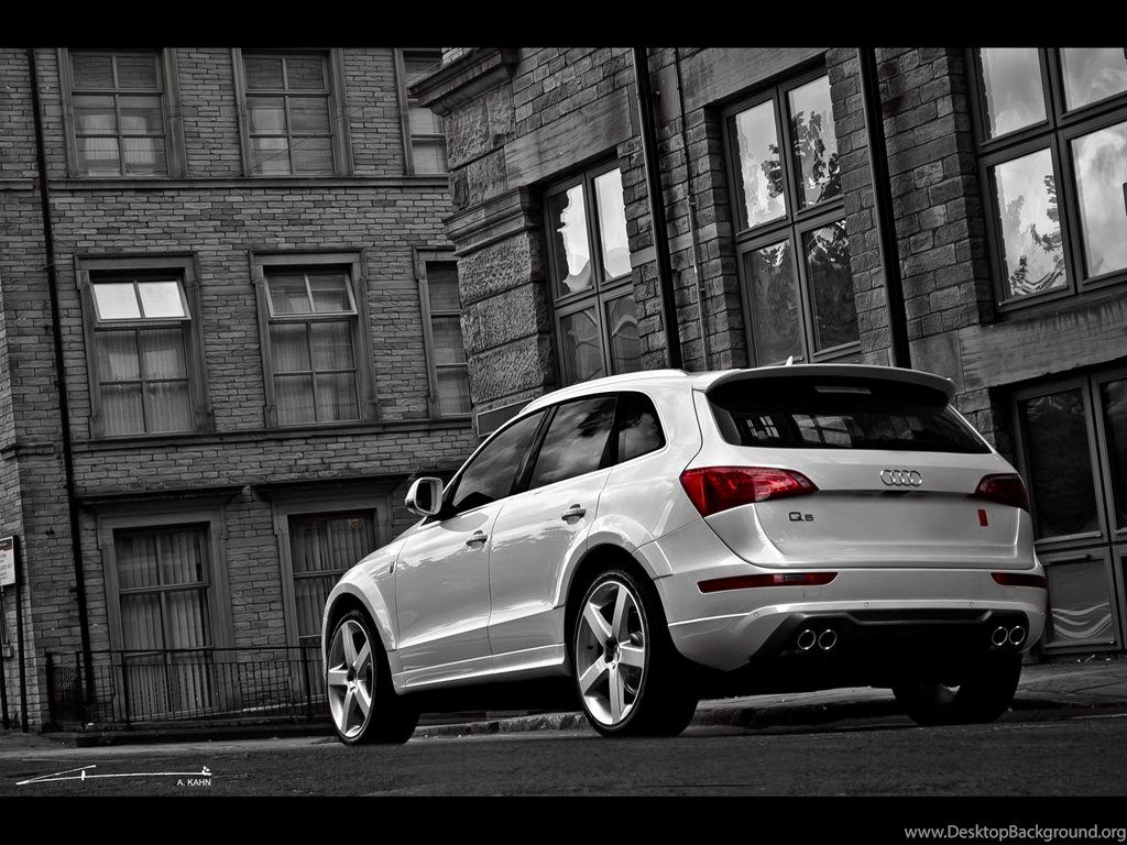 2011 Project Kahn Audi Q5 S Line Rear Angle 1024x768 Wallpapers