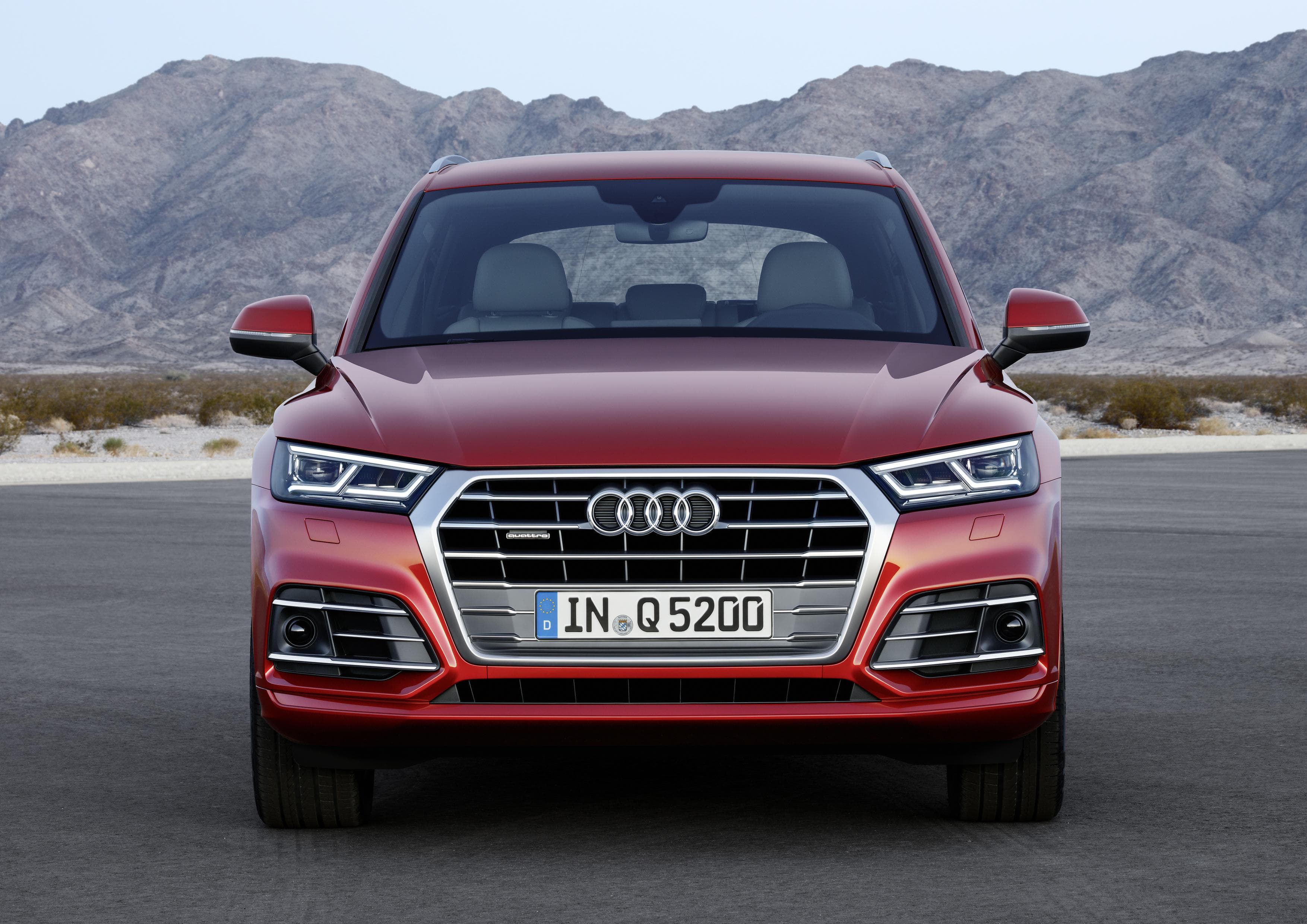 Audi Q5 II HD Desktop Wallpapers